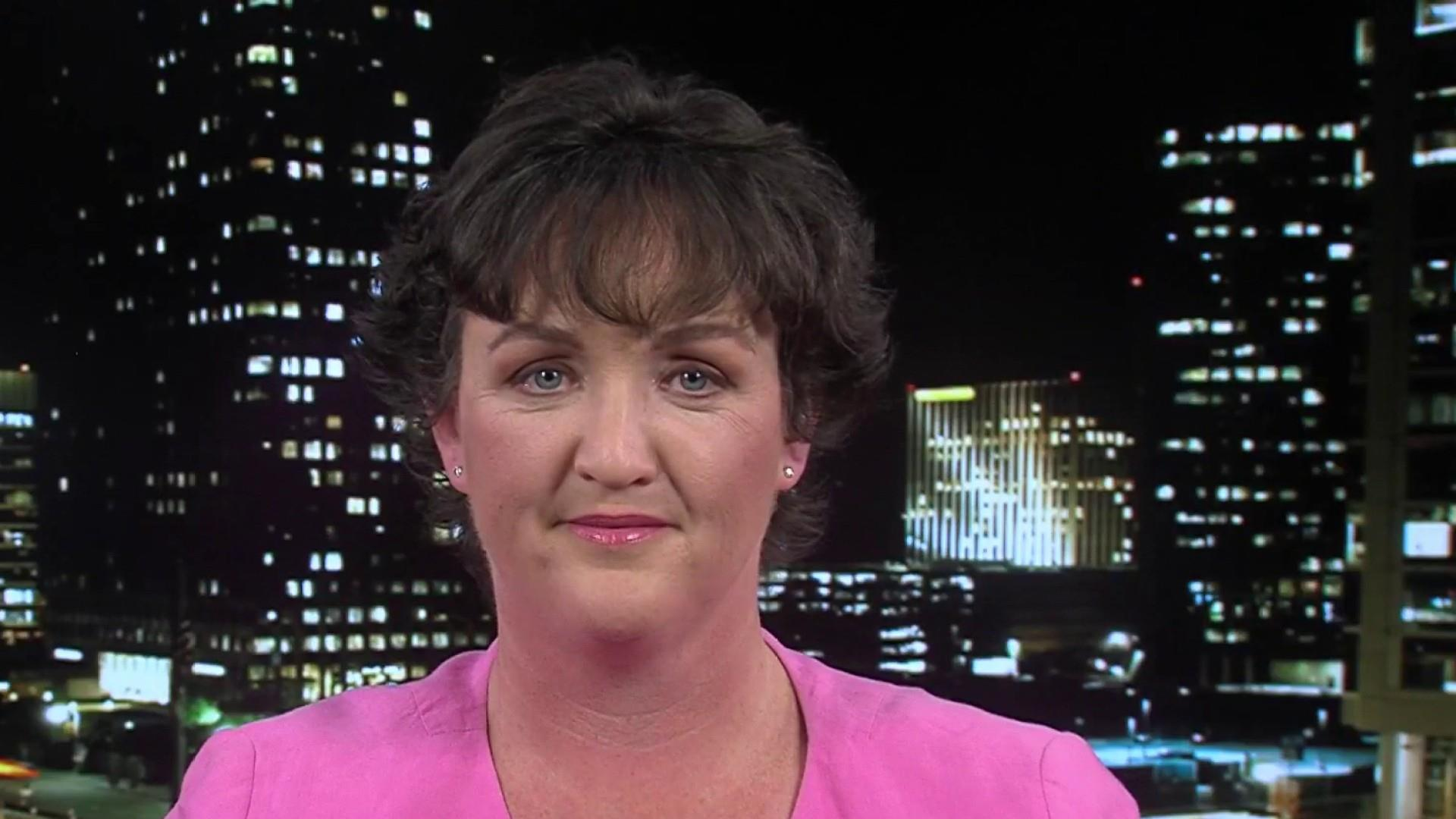 What Rep Katie Porter Wants To Know About Trumps Bank