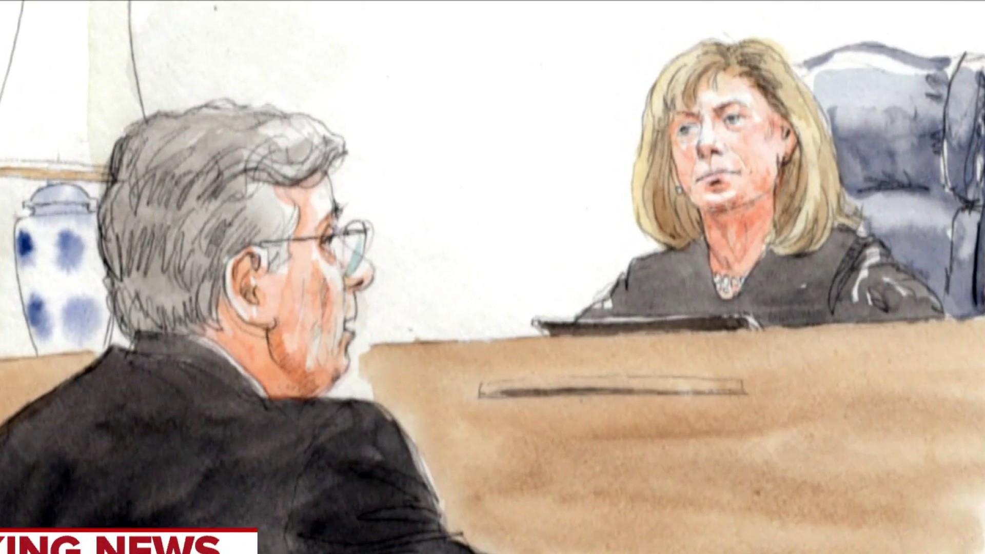 Paul Manafort faces new pardon-proof charges