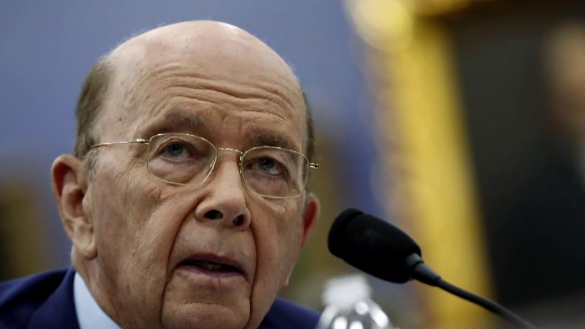 "A federal judge says Trump's Commerce Secretary threatens our ""democratic system"""
