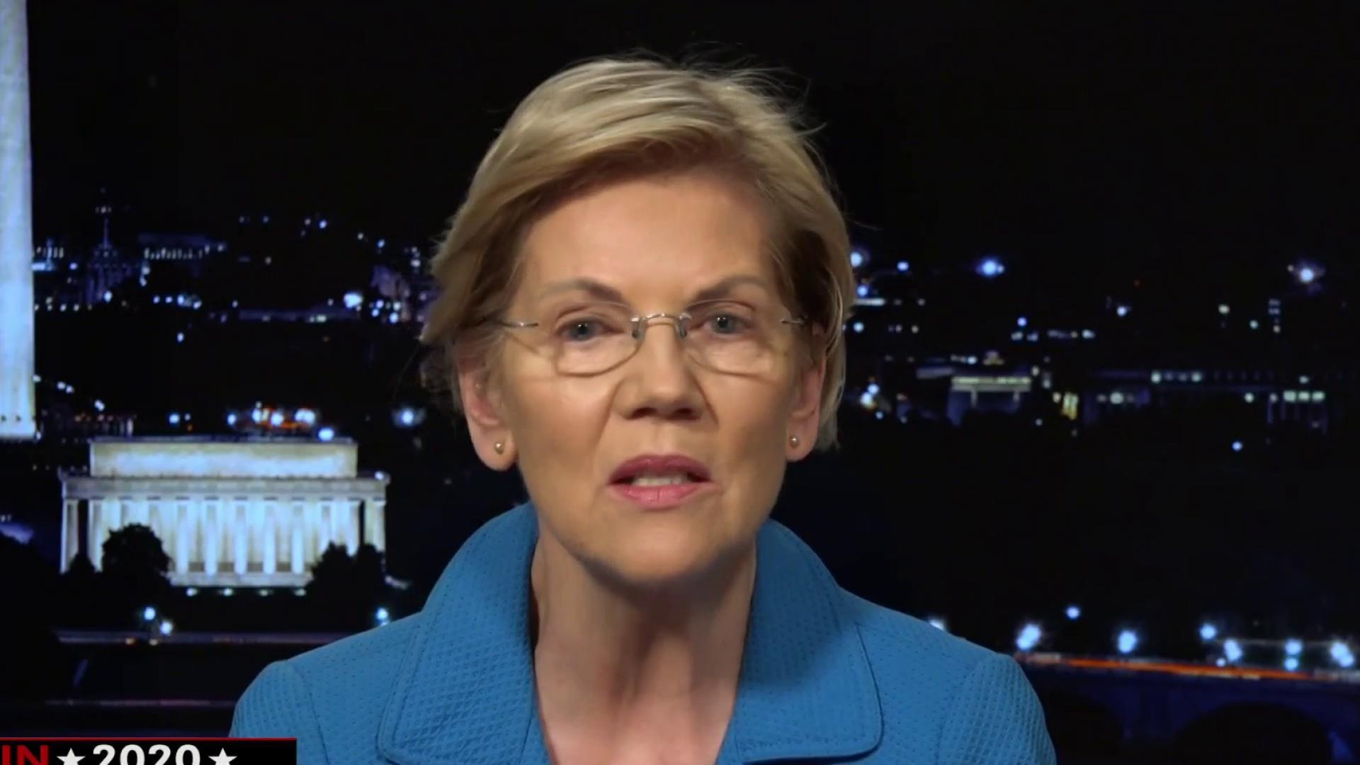 Sen. Elizabeth Warren on Trump's cruel agenda