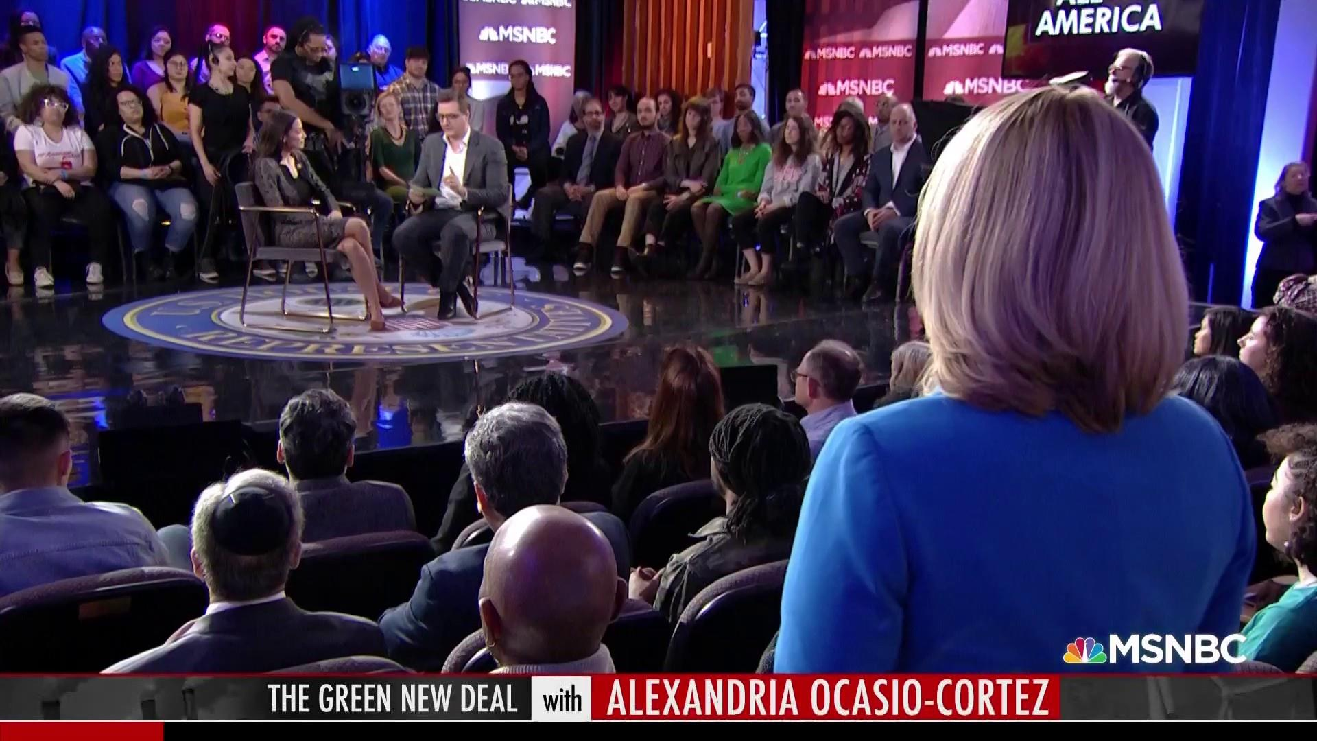 Web-exclusive: All In Extra conversation with Rep. Alexandria Ocasio-Cortez