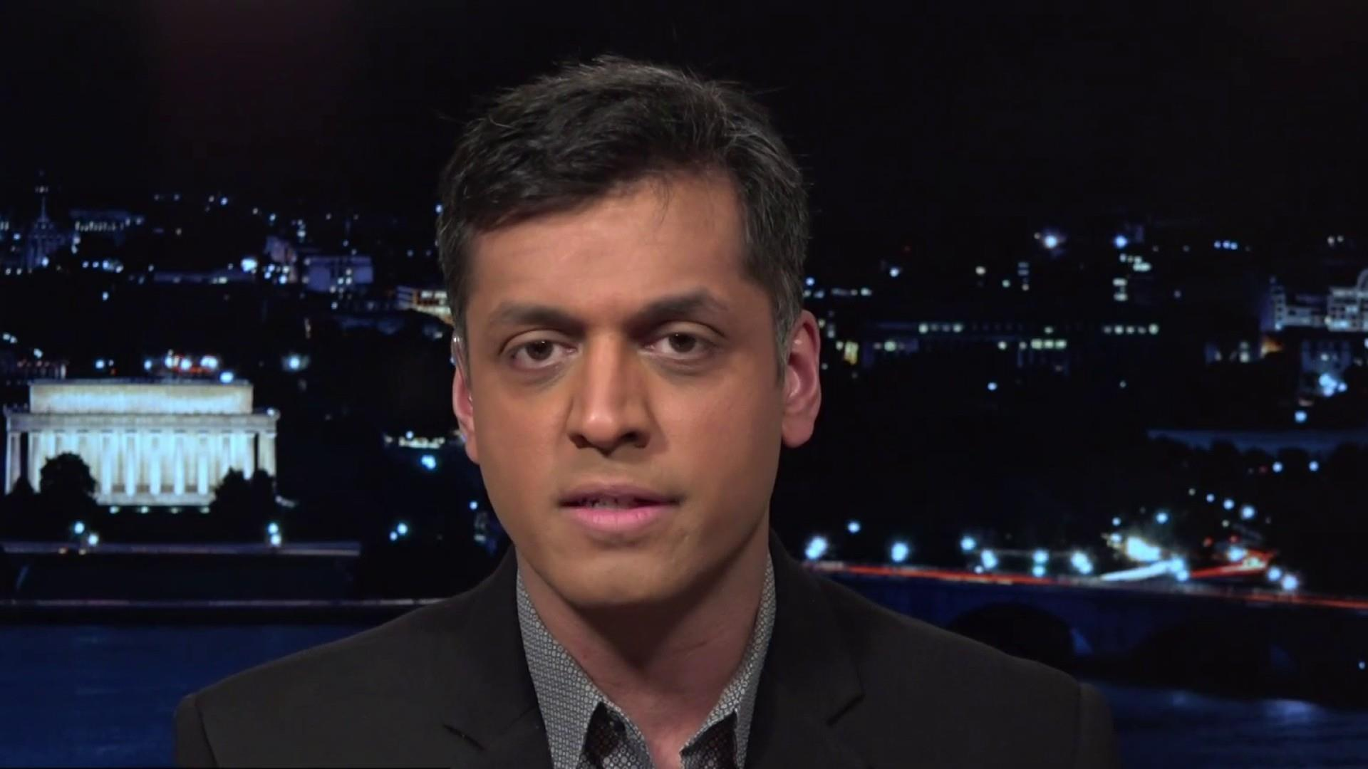 Wajahat Ali: 'onald Trump is a racist'