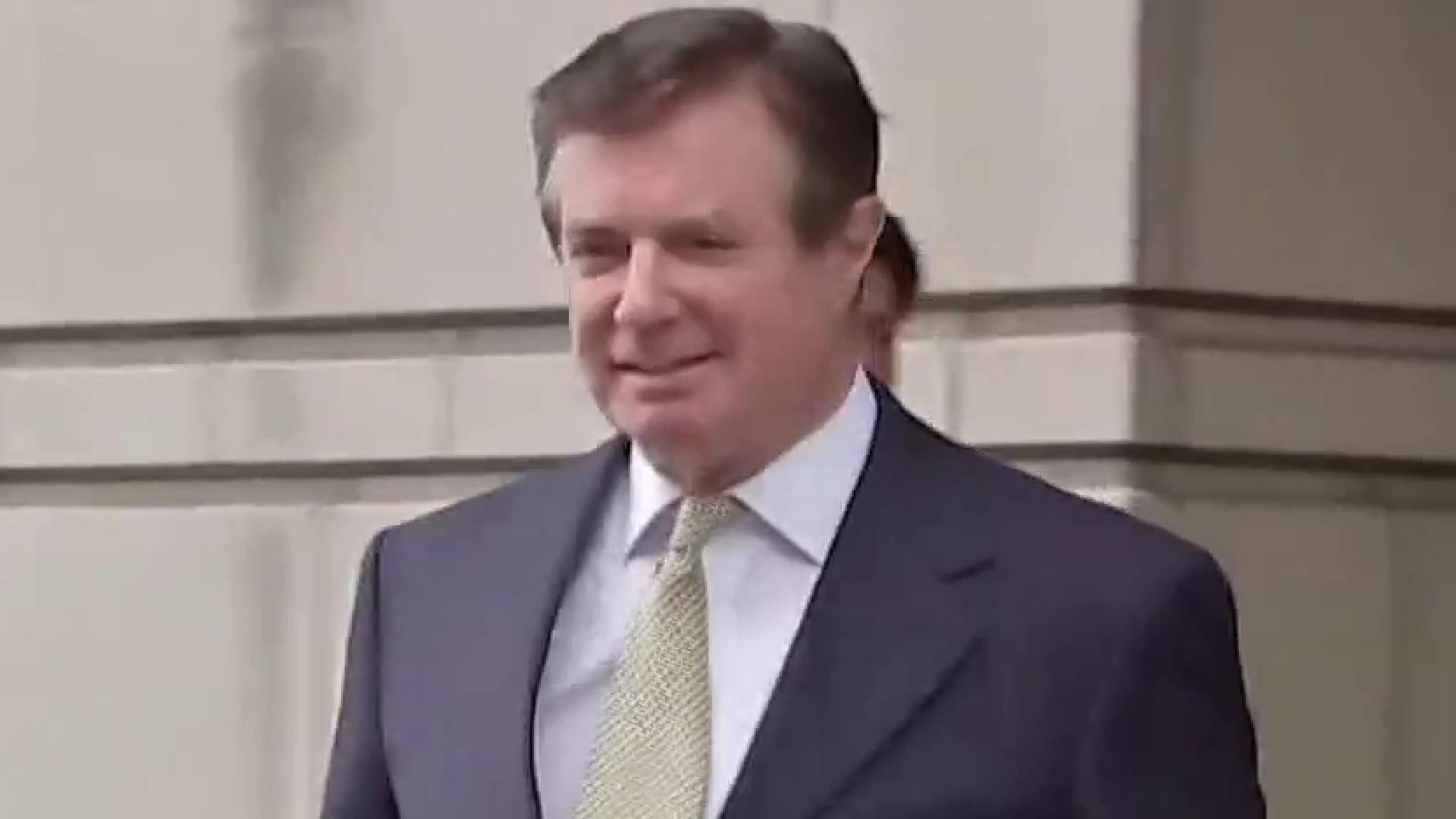 Legal minds analyze Manafort's 7.5 years for federal crimes