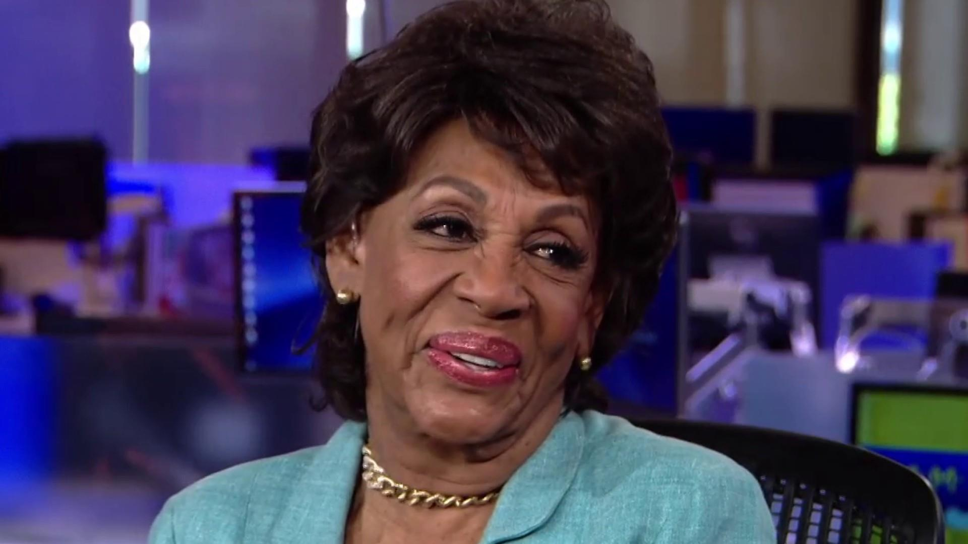 Rep. Maxine Waters on Barr, Trump, path to possible impeachment