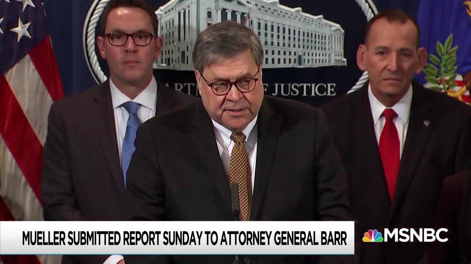 Low Trump credibility necessitates Mueller report's release