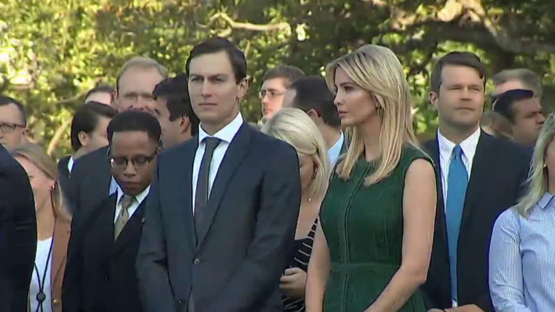 Jared, Ivanka using personal accounts for official duties: House