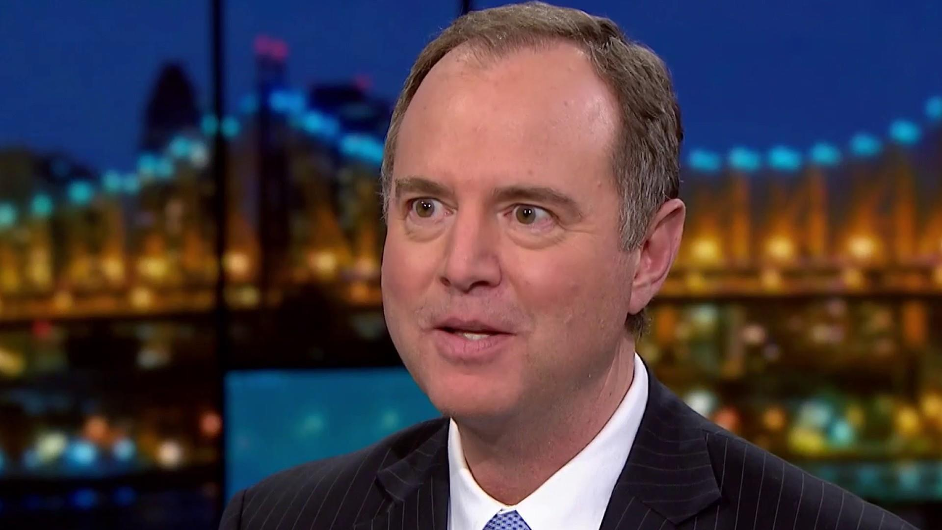 Schiff: Barr memo claim on need for obstruction decision 'flimsy'