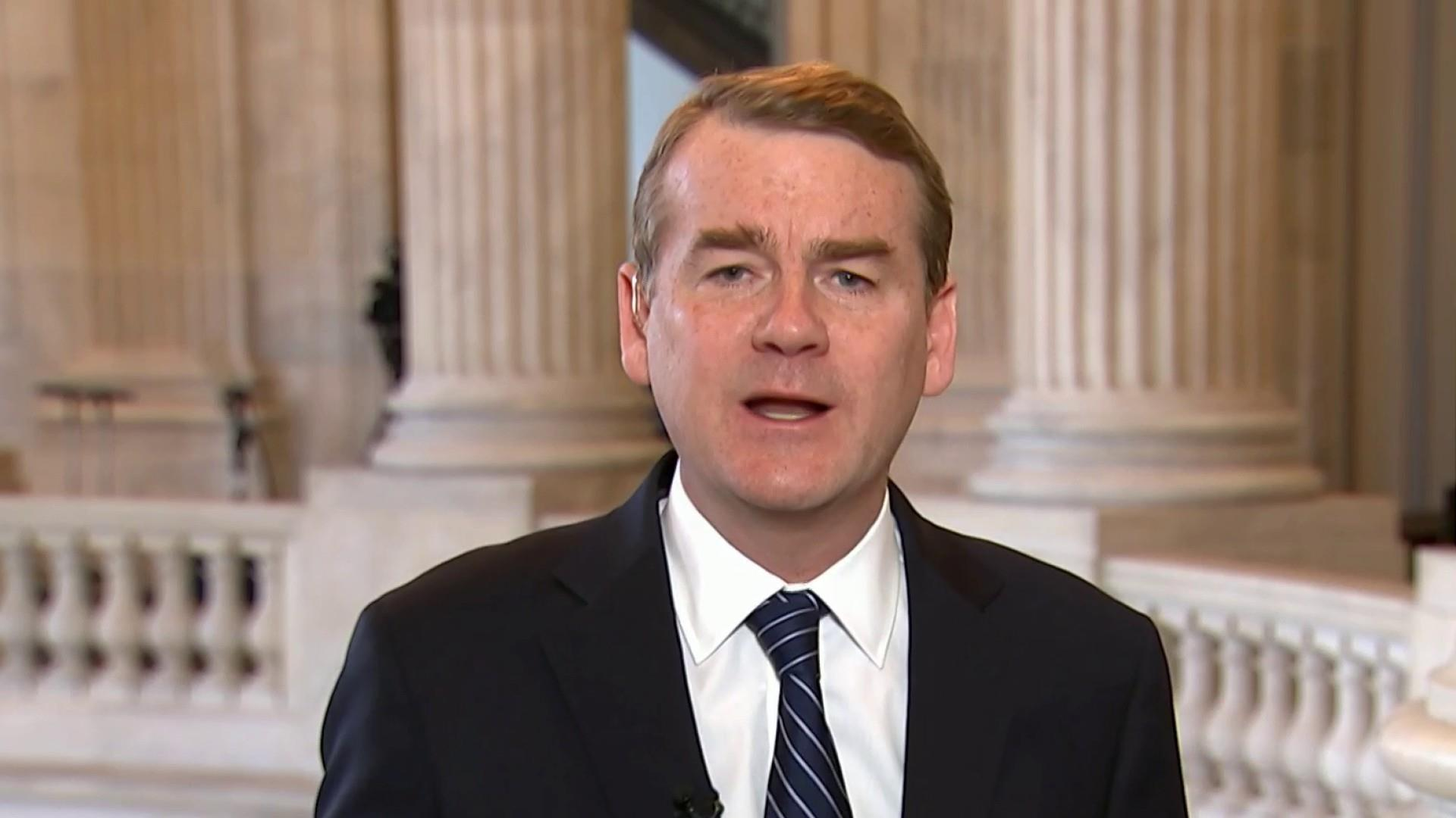 I'm 'very inclined' to run for president, says senator