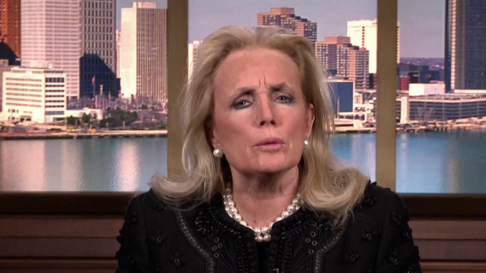 Rep. Dingell: Everyone in DC can stand up to hatefulness
