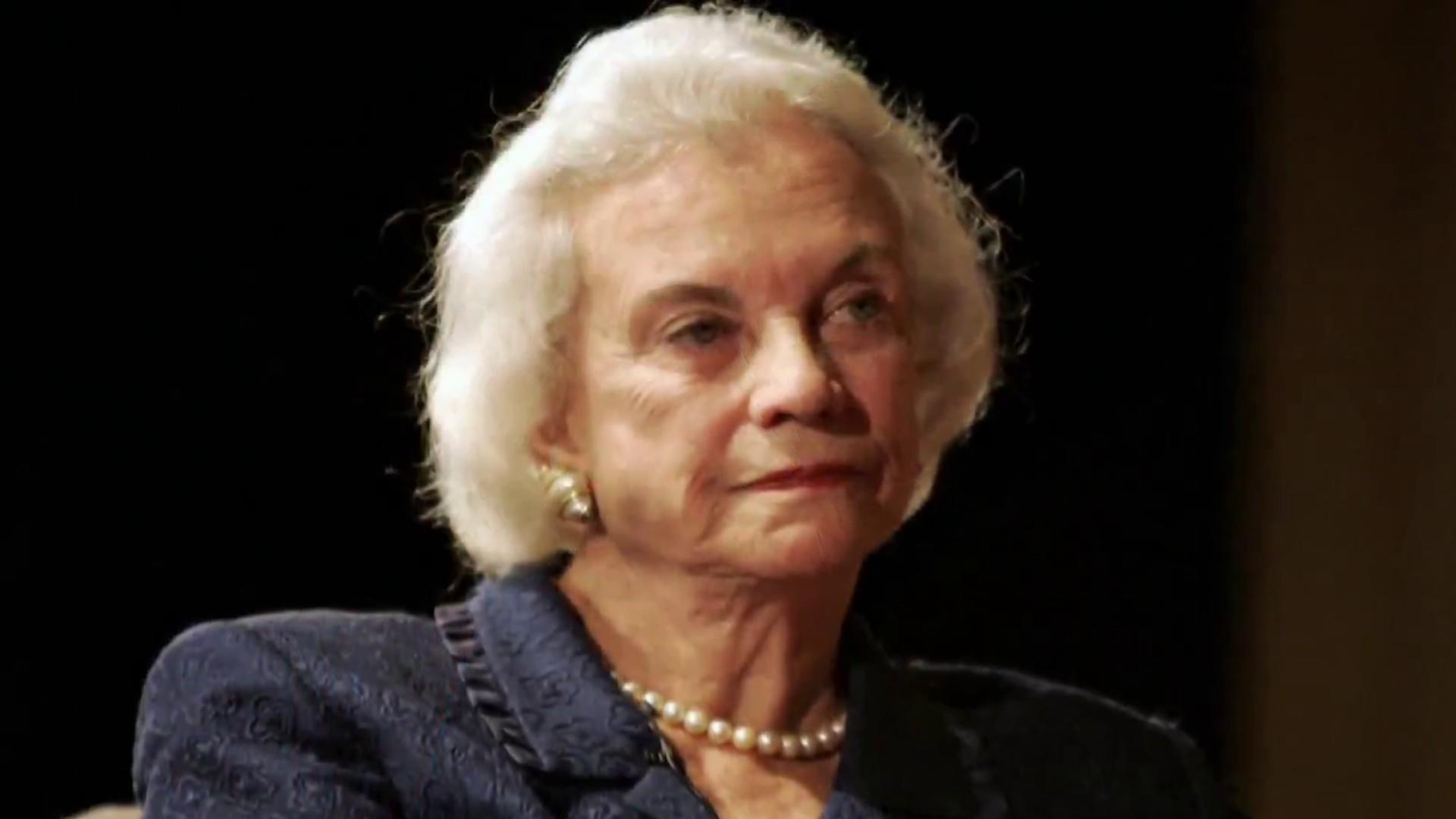 An intimate look at Sandra Day O'Connor