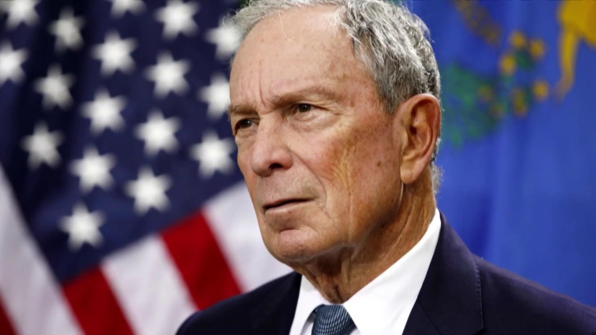 Michael Bloomberg not running for president in 2020
