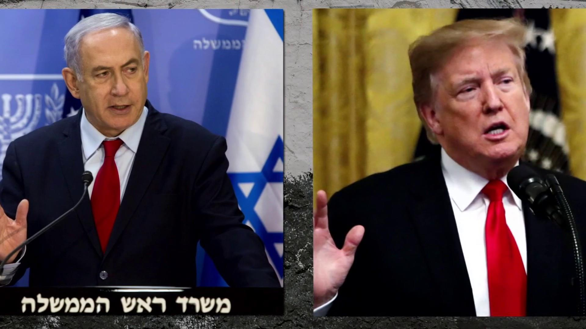 Netanyahu to make key campaign stop at the White House