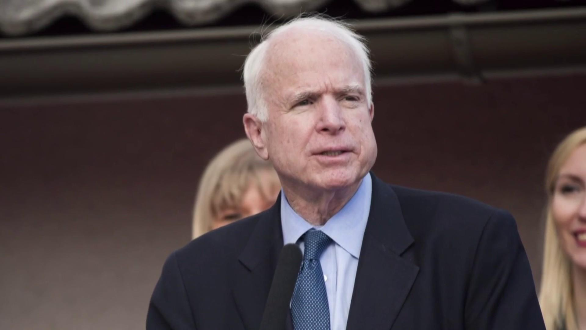 Why is the GOP silent as President Trump attacks McCain?