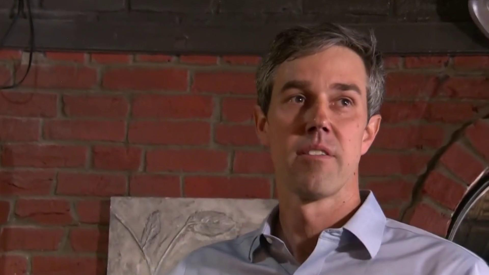Beto: Ending federal prohibition of Marijuana could help mental health problems, opioid crisis