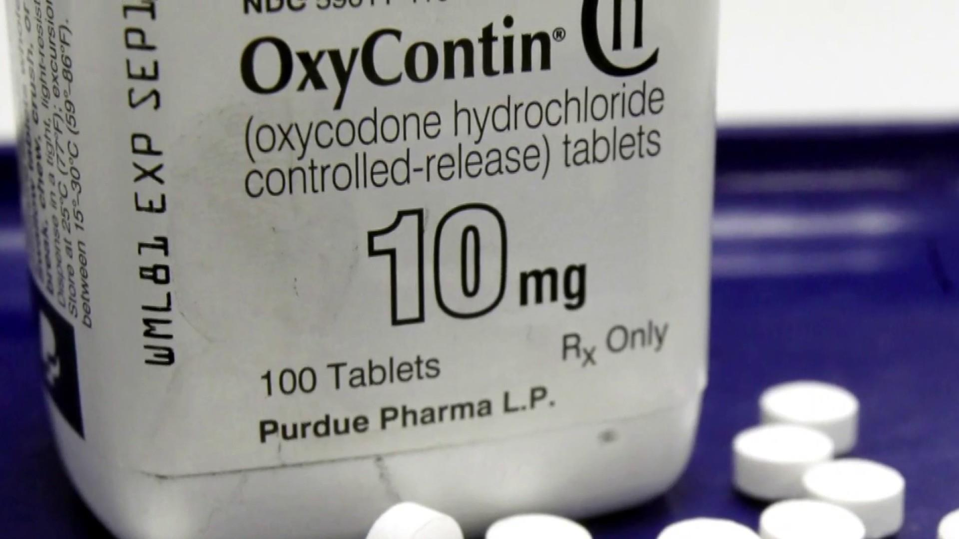 Maker of OxyContin agrees to massive settlement with Oklahoma