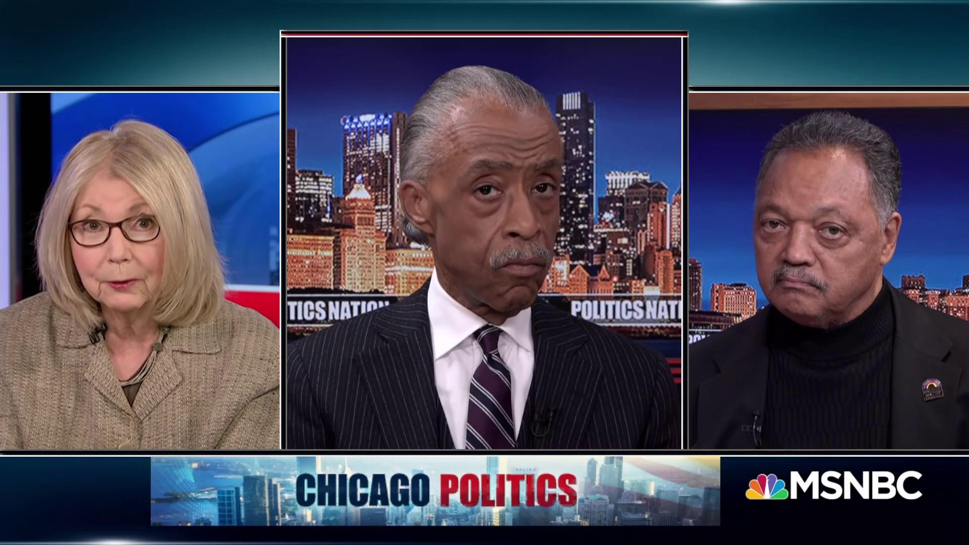 Chicago Mayoral Race