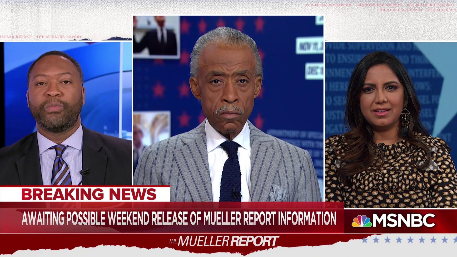 Mueller Report Latest
