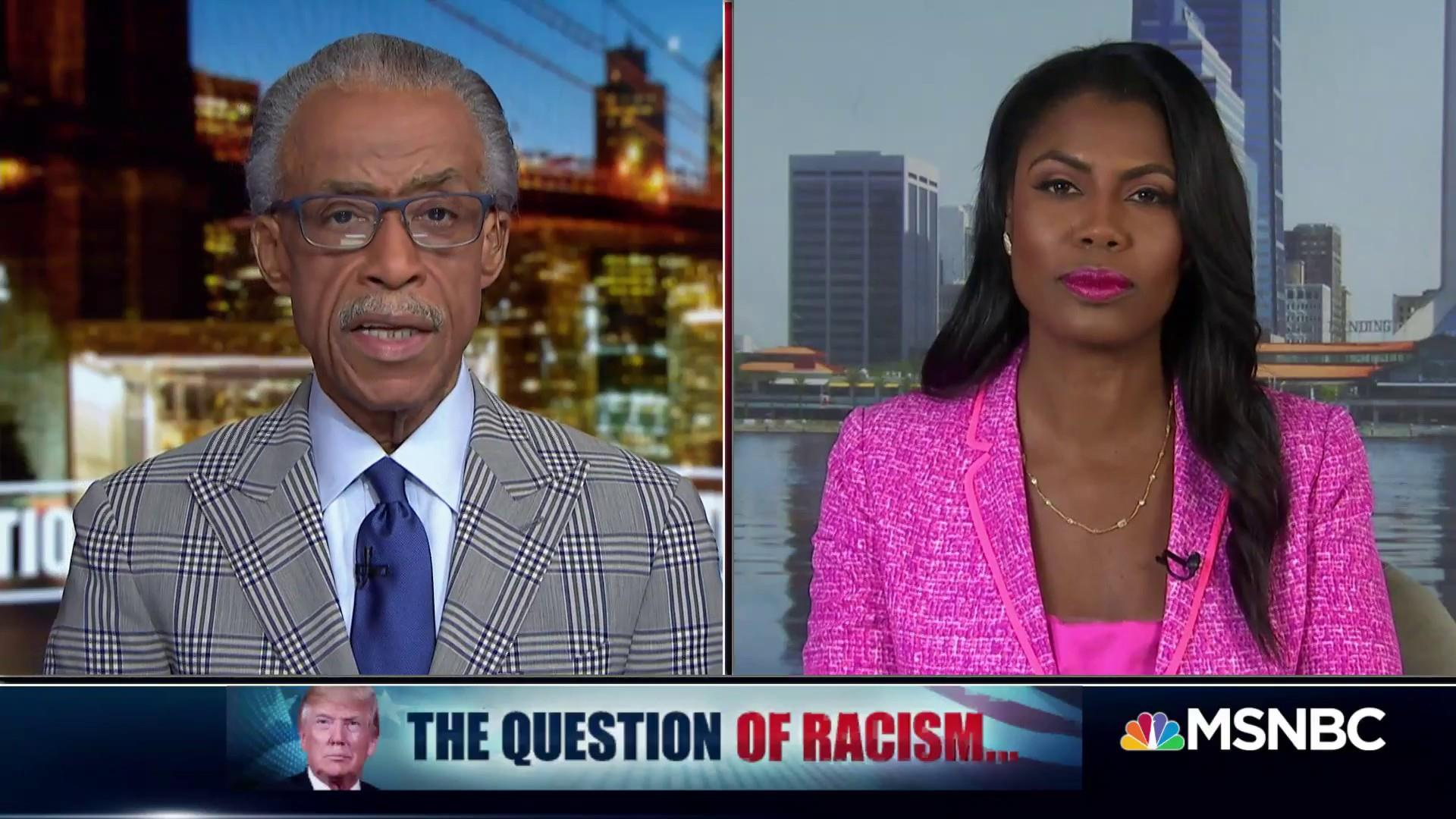 Omarosa: On The Question of Racism