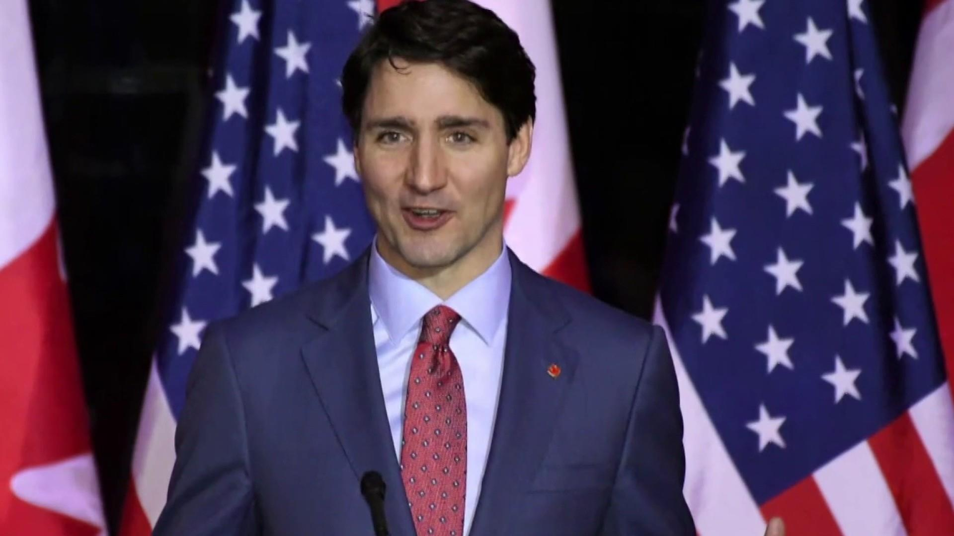 Canadian PM Trudeau embroiled in scandal