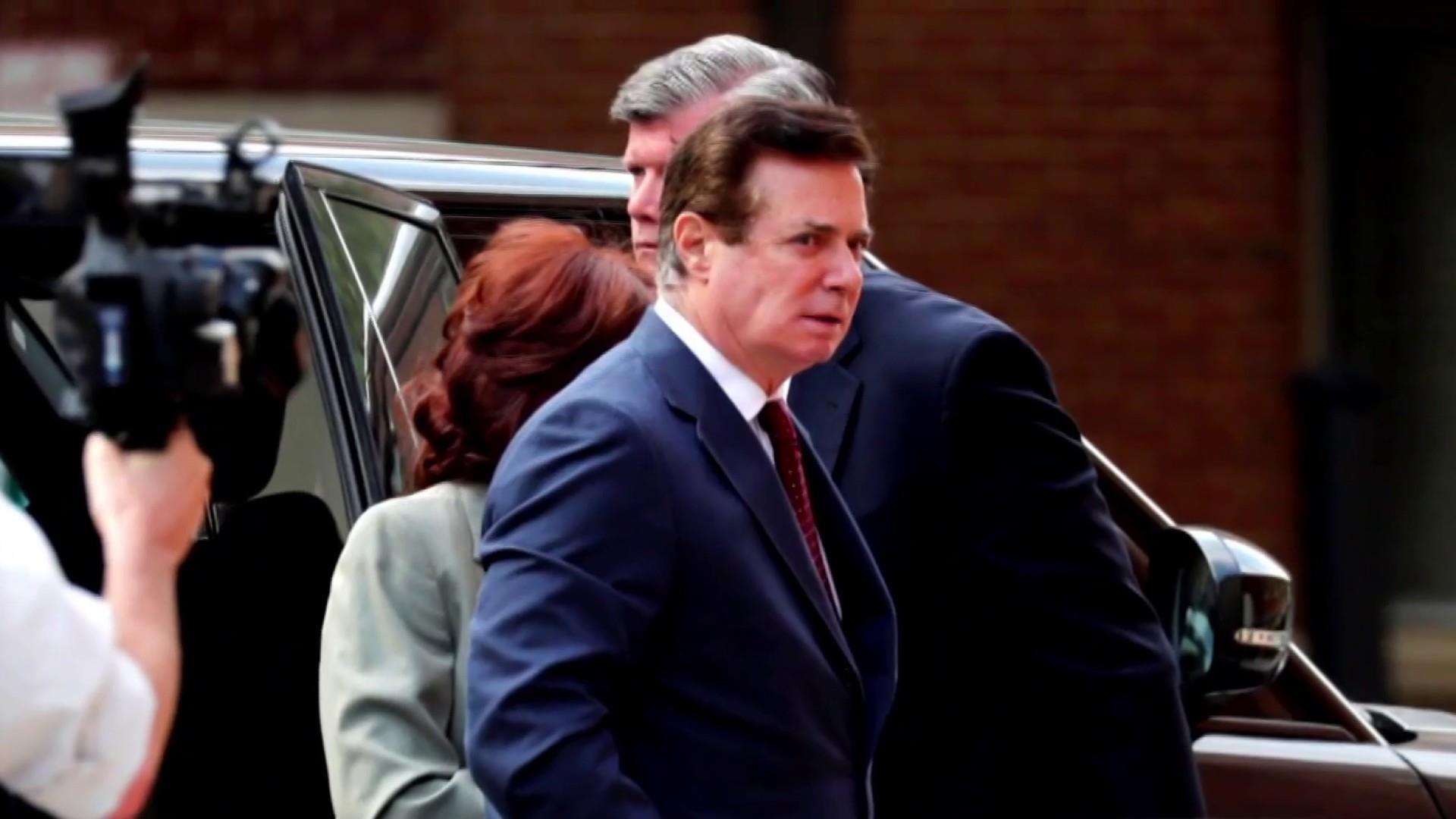 Paul Manafort faces new indictment