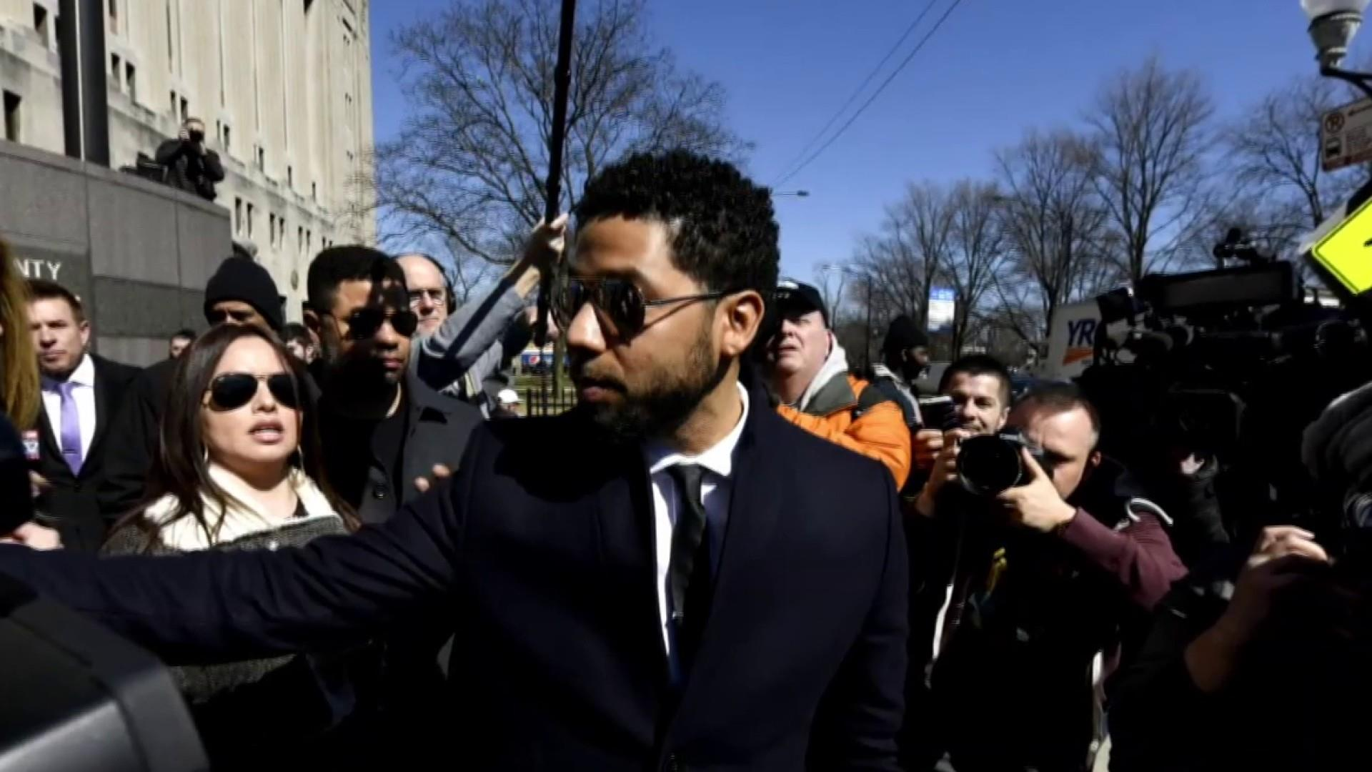 Why was Jussie Smollett's case sealed?