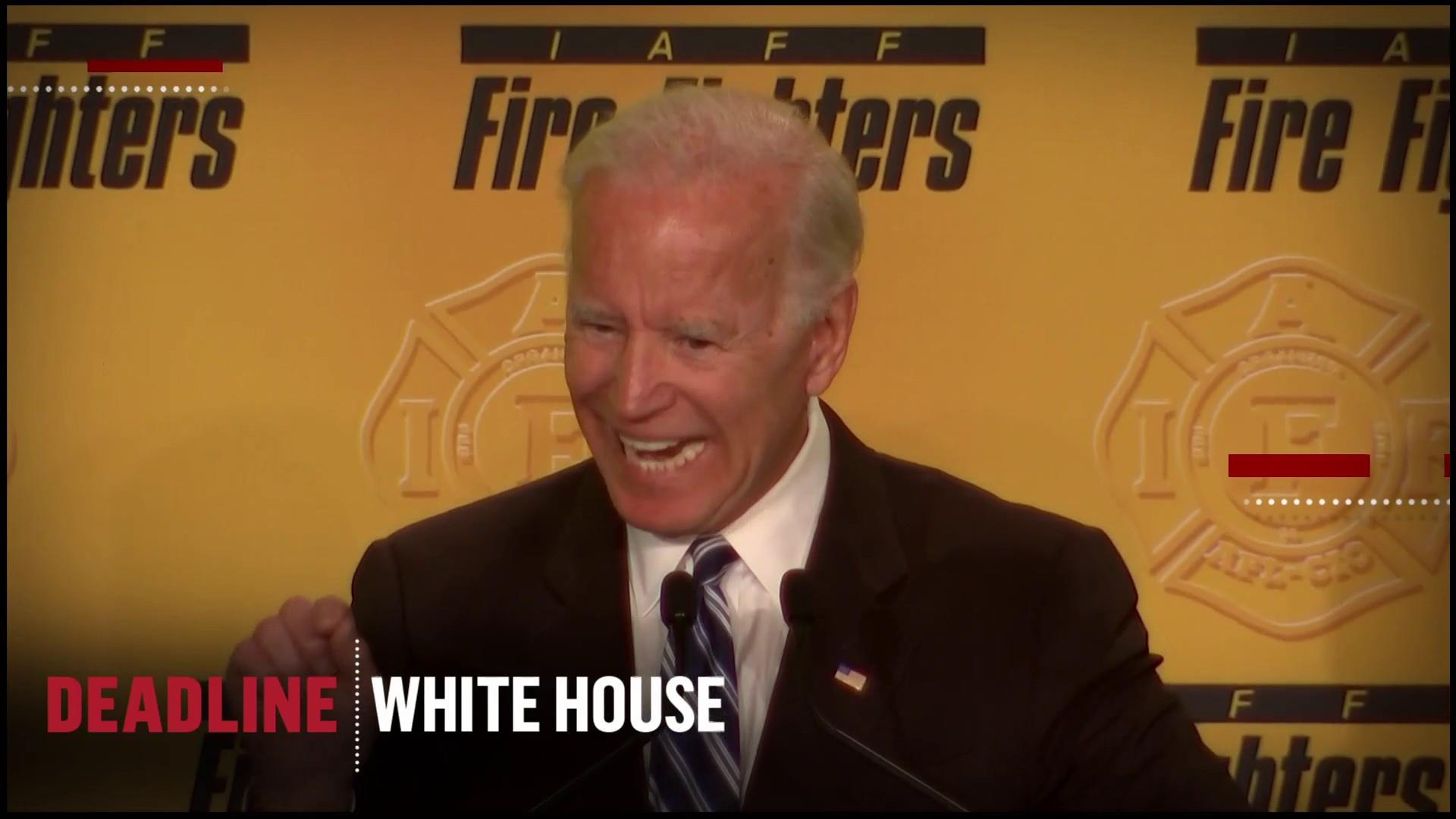 Biden 2020 all but a sure thing?
