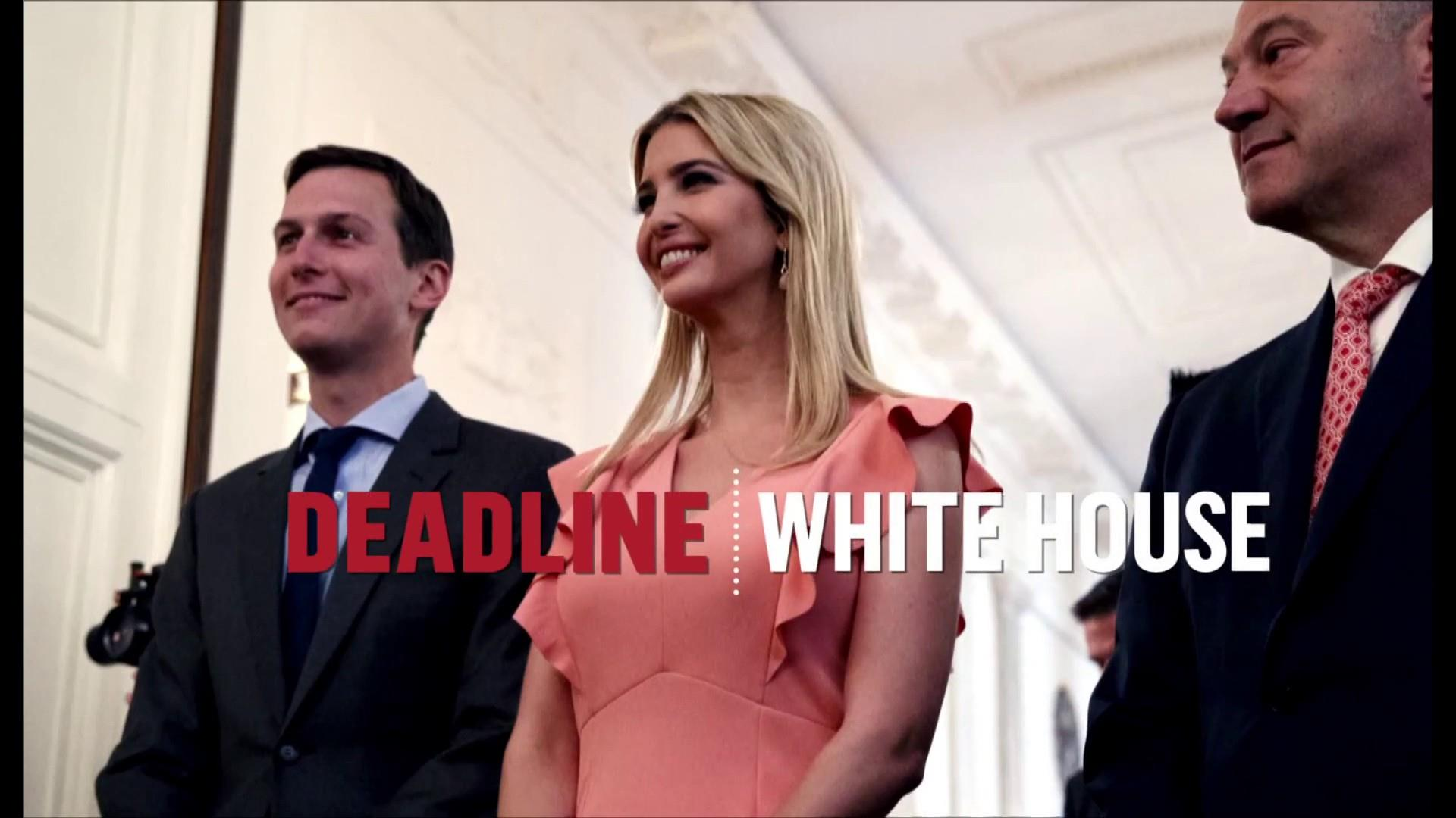 Javanka in the White House: 'They bring nothing in real value, and are immersed in scandal'