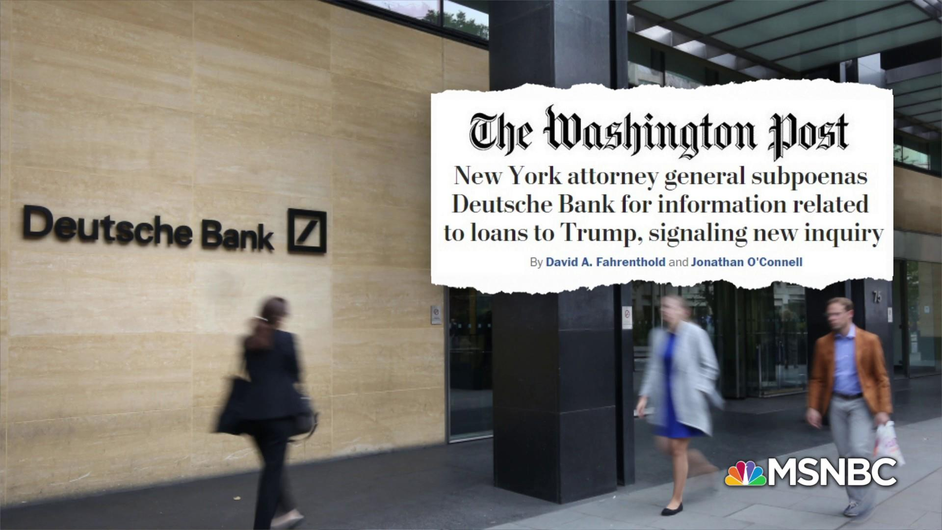 Trump's 'presidential harassers' grow as New York's AG probes deeper into Trump Org