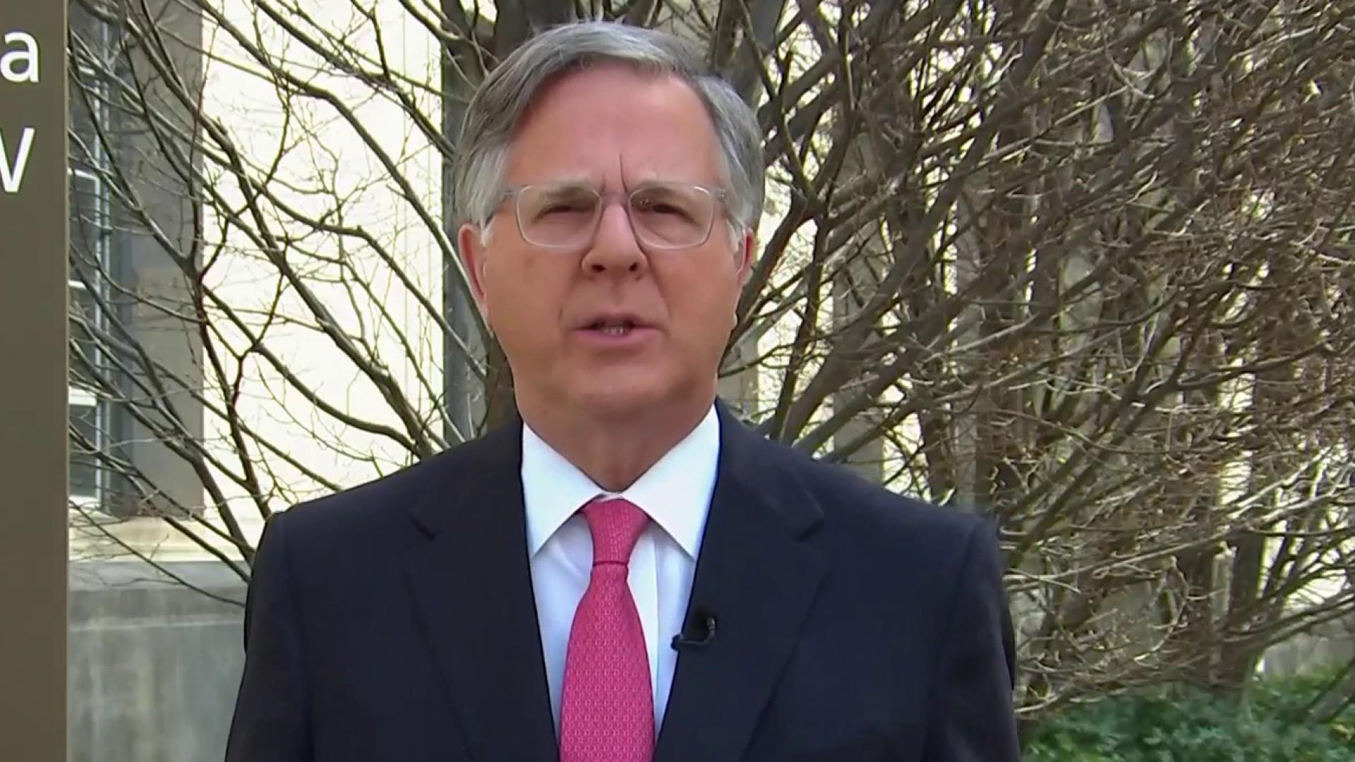 AG on Mueller report: 'Evidence...not sufficient' that Trump obstructed justice