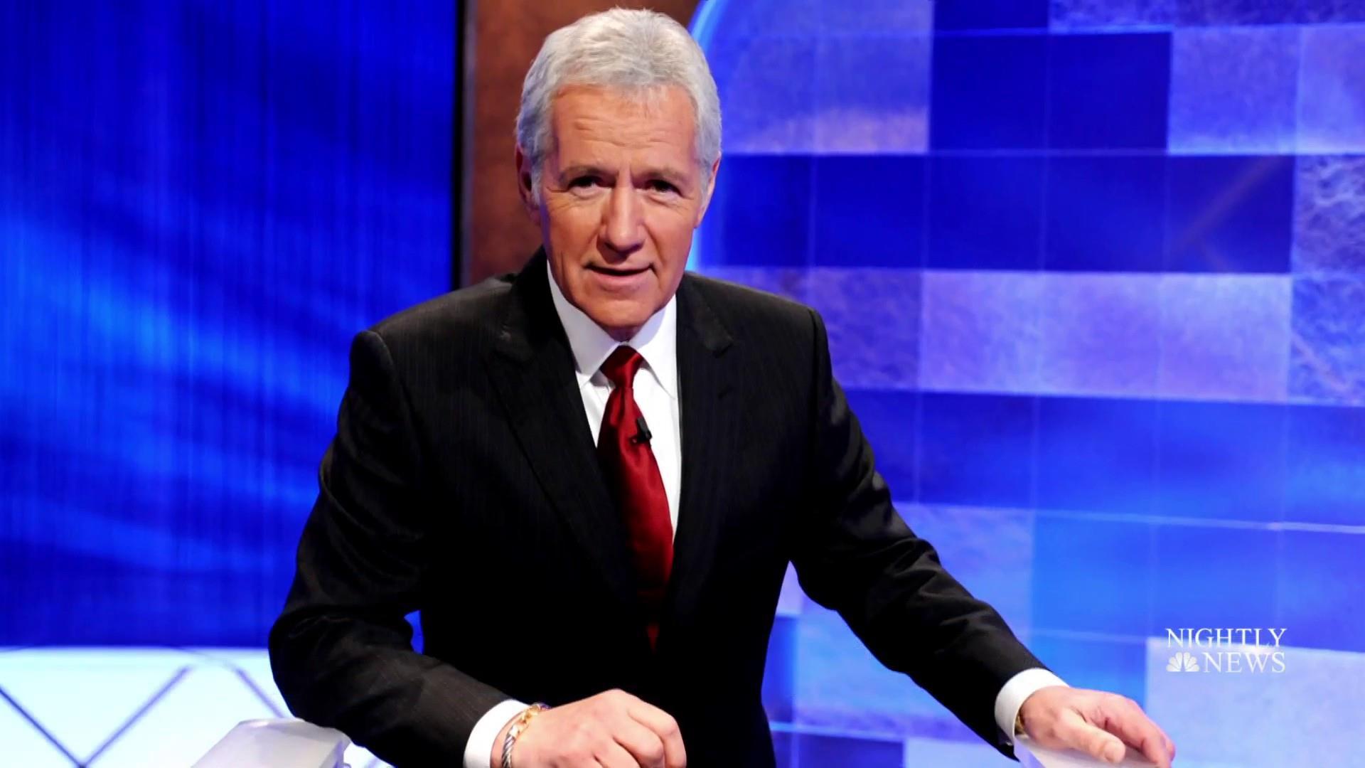 'Jeopardy' host Alex Trebek reveals he has stage 4 pancreatic cancer