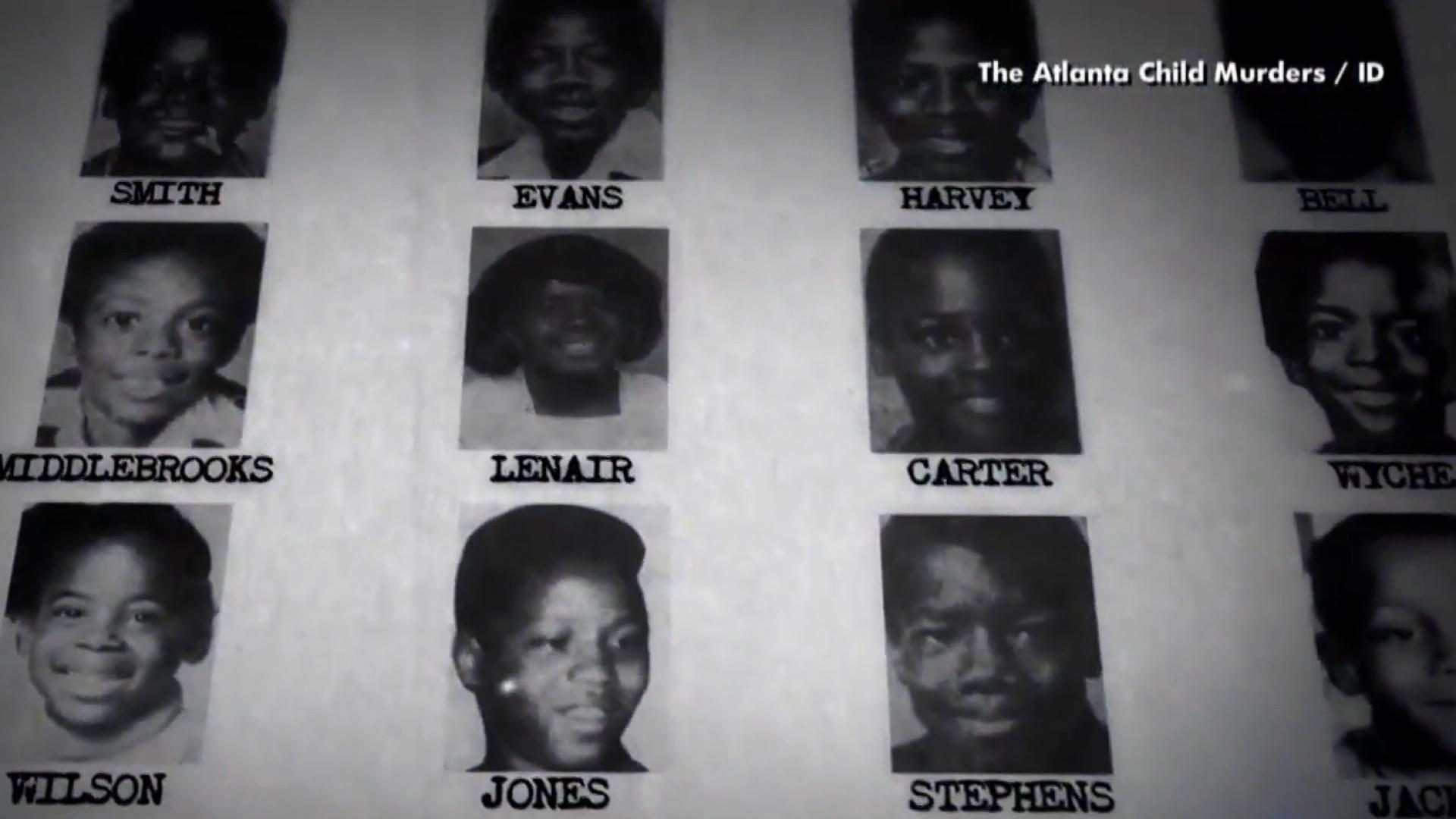 Officials announce new review of evidence in Atlanta's infamous child murders