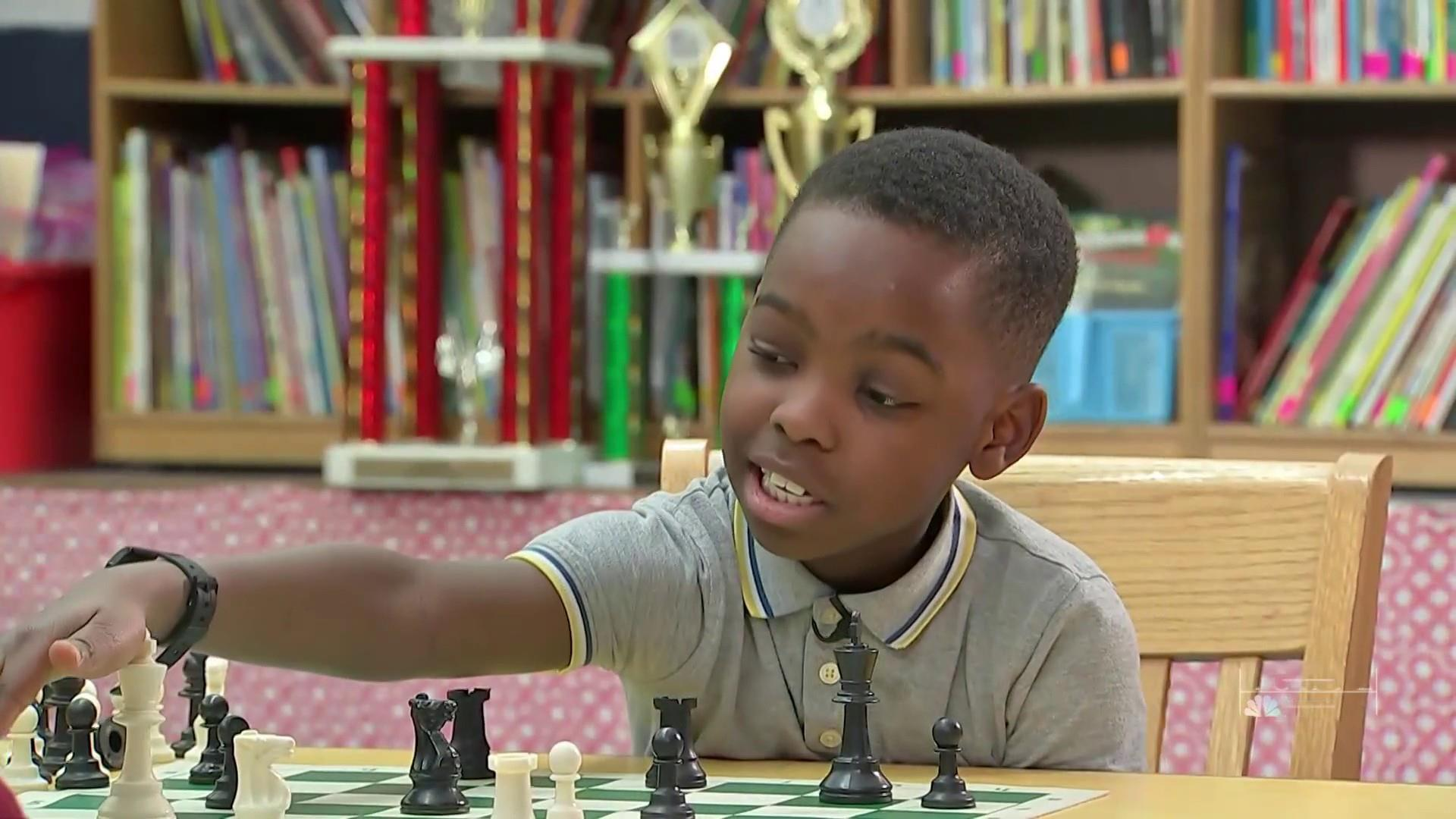 Meet the 8-year-old refugee who won New York State's chess championship