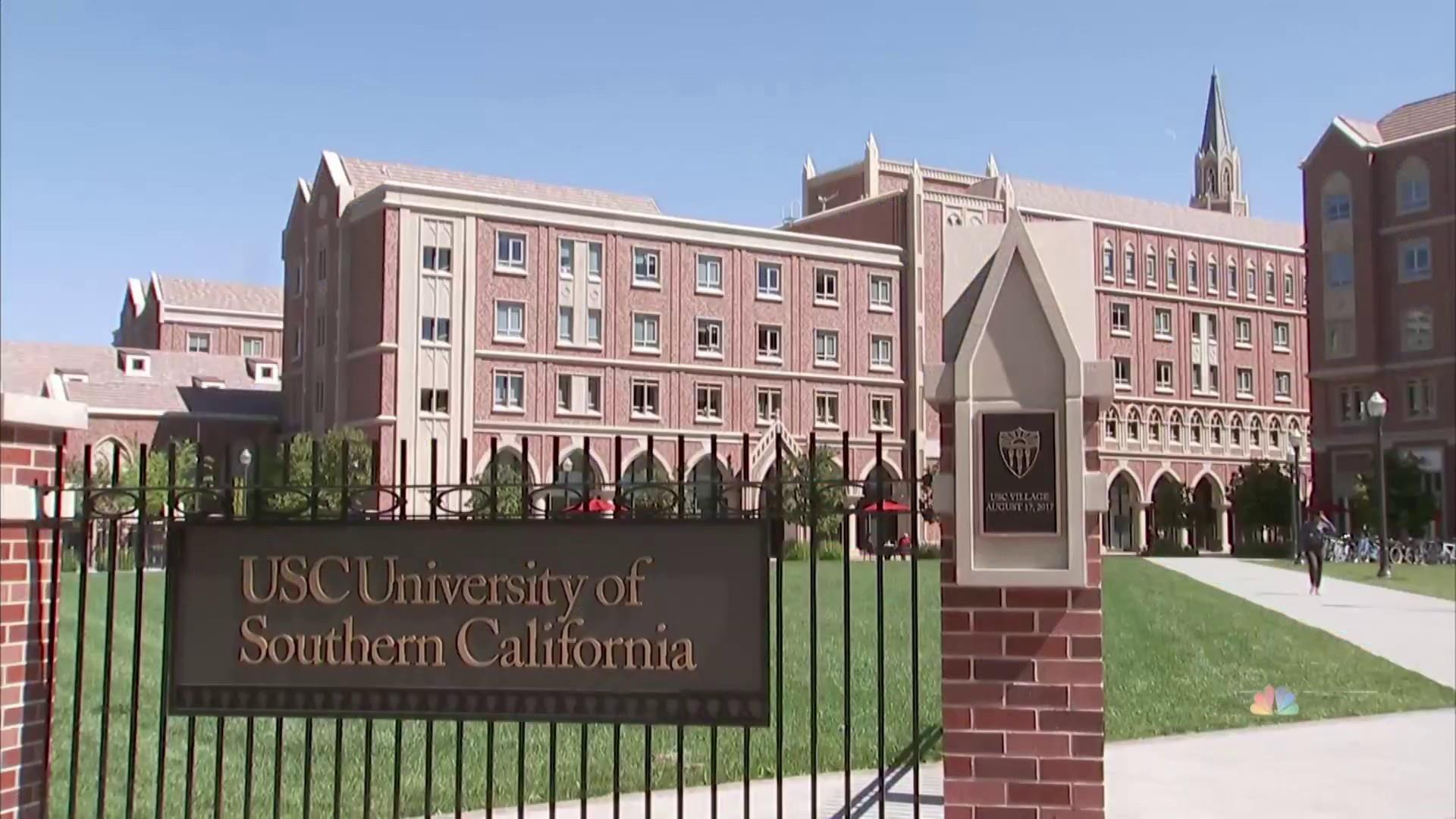 USC students linked to admissions scandal can't enroll in classes, get transcripts, university says