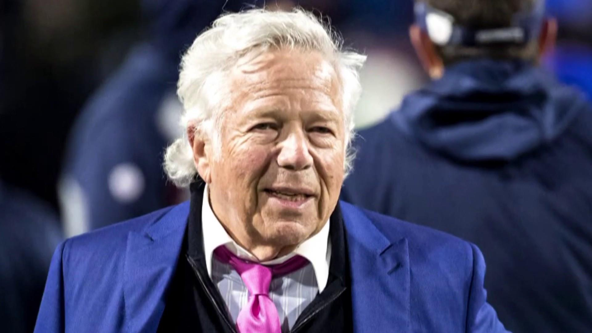 Patriots owner Robert Kraft offered deal to drop prostitution charges