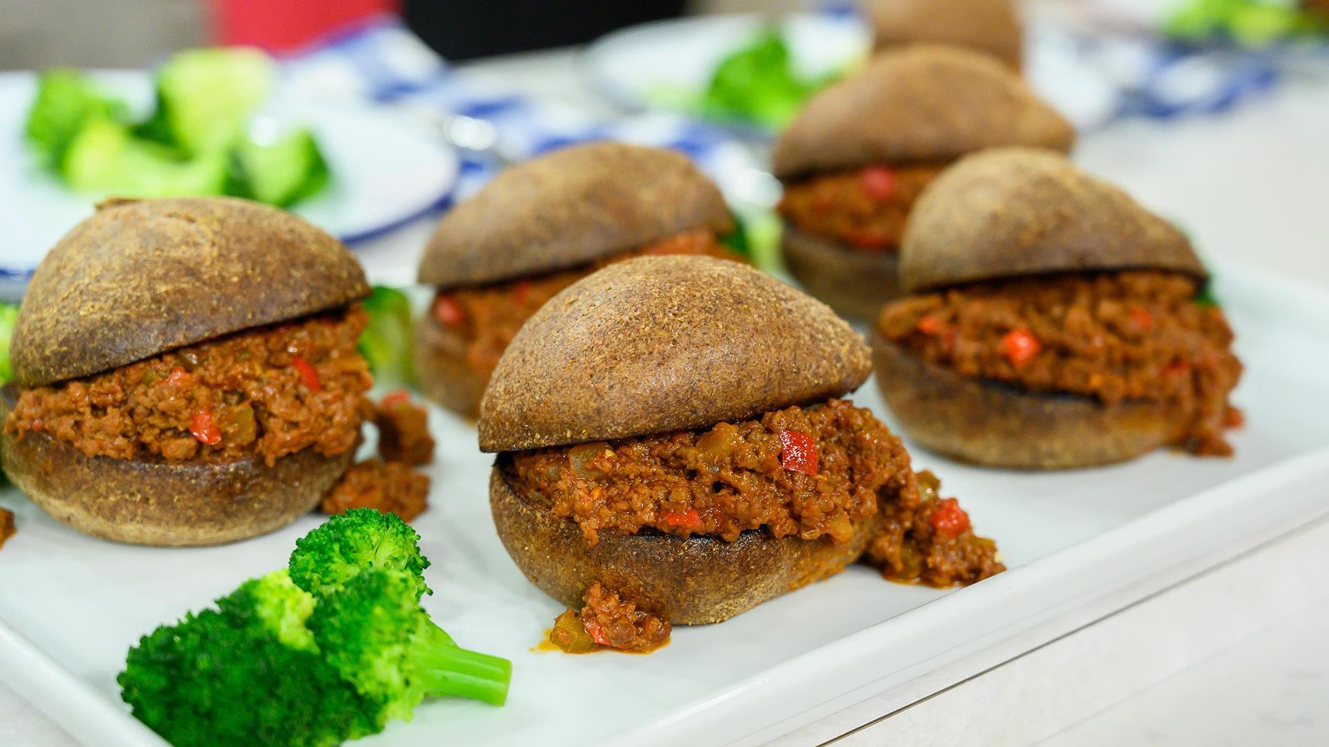 Image result for Al Roker makes his favorite 'no-recipe' sloppy Joes on keto-friendly bread