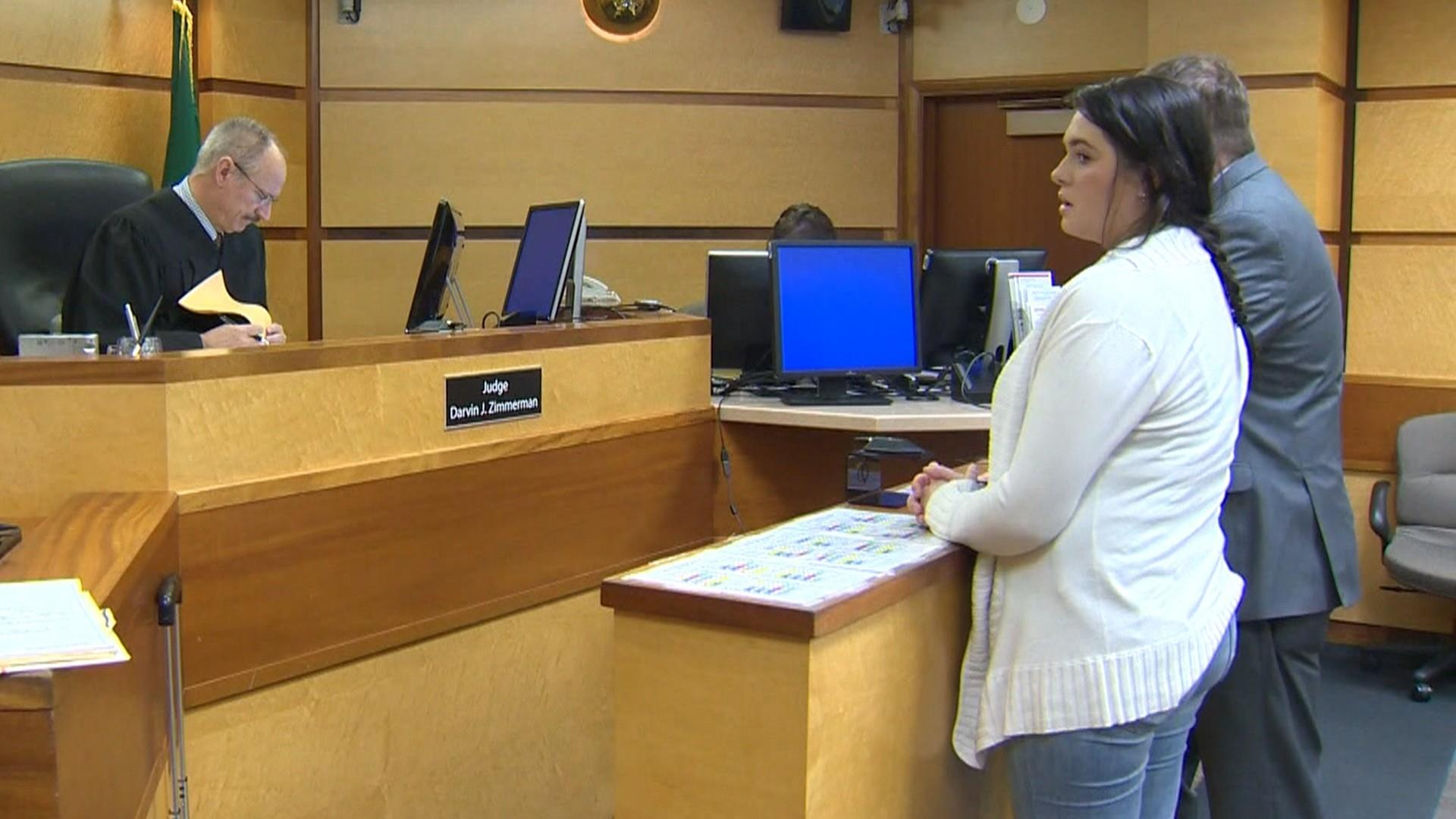 Teen who shoved friend off Washington bridge pleads guilty