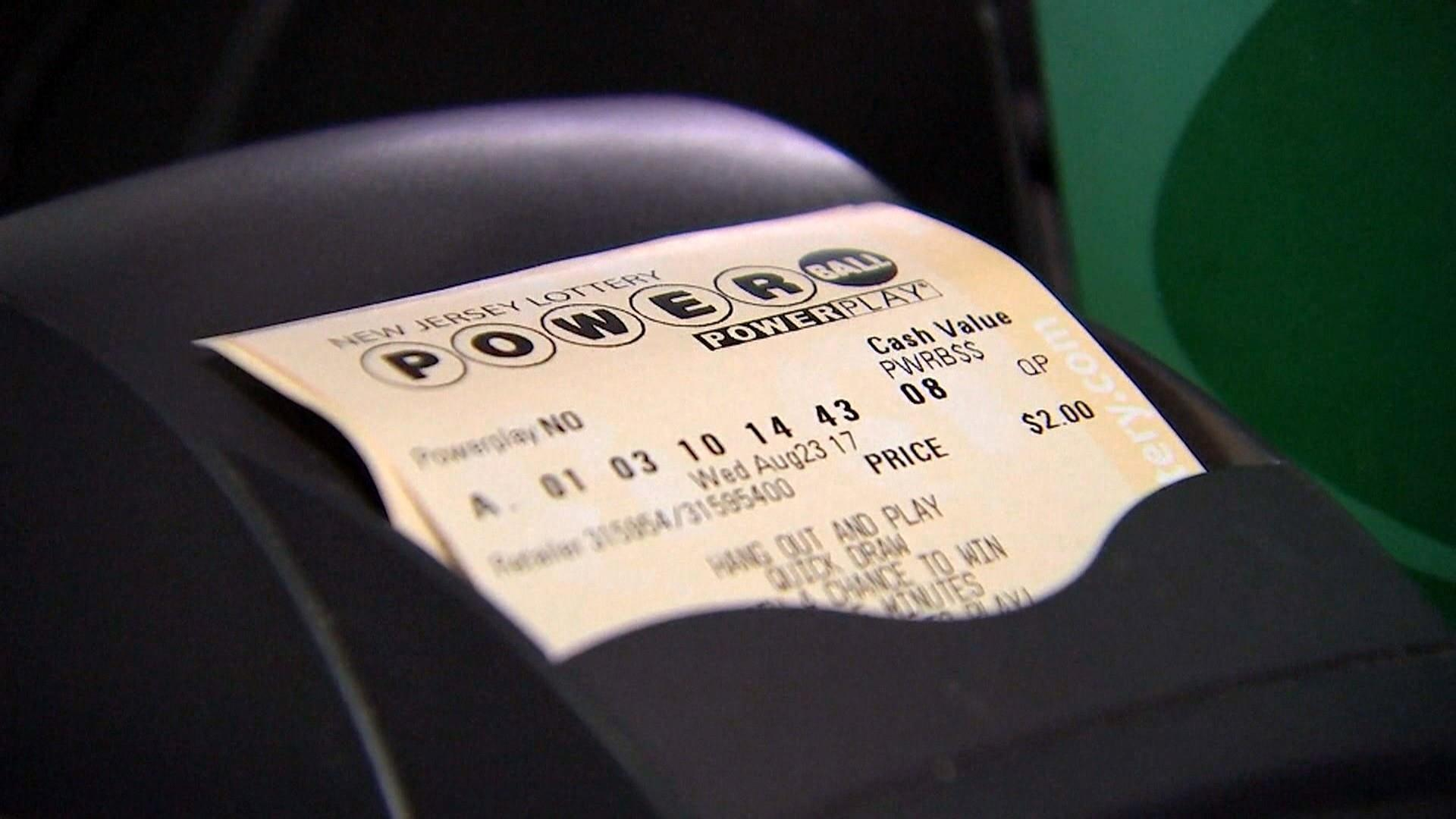 Powerball Jackpot Up To 550 Million