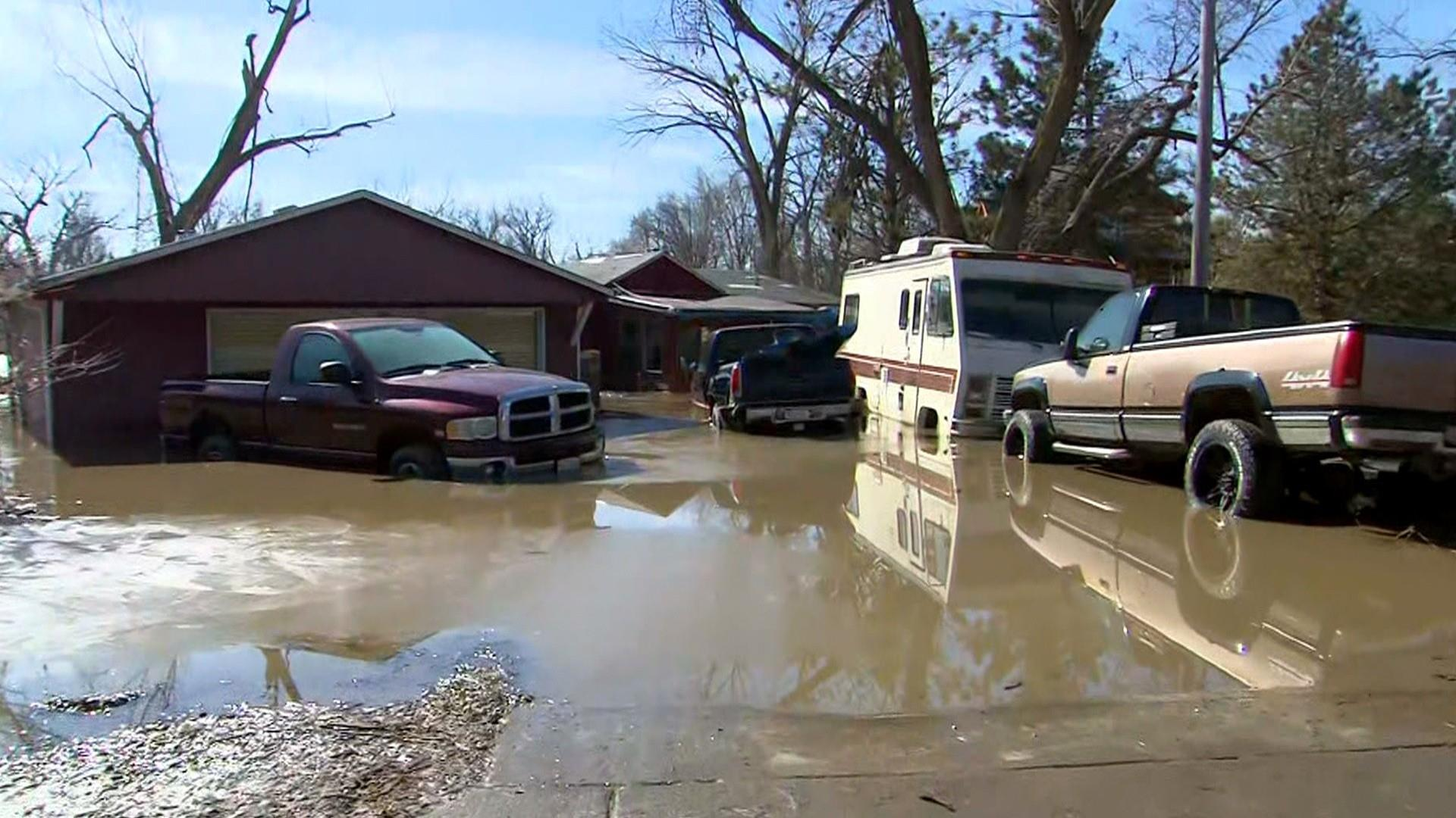 Historic flooding continues to devastate Midwest