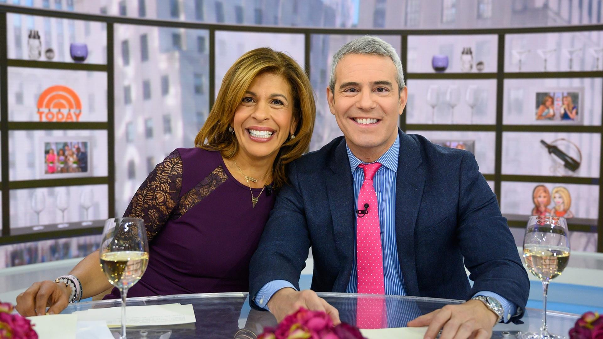 Andy Cohen opens up about becoming a first-time dad at 50