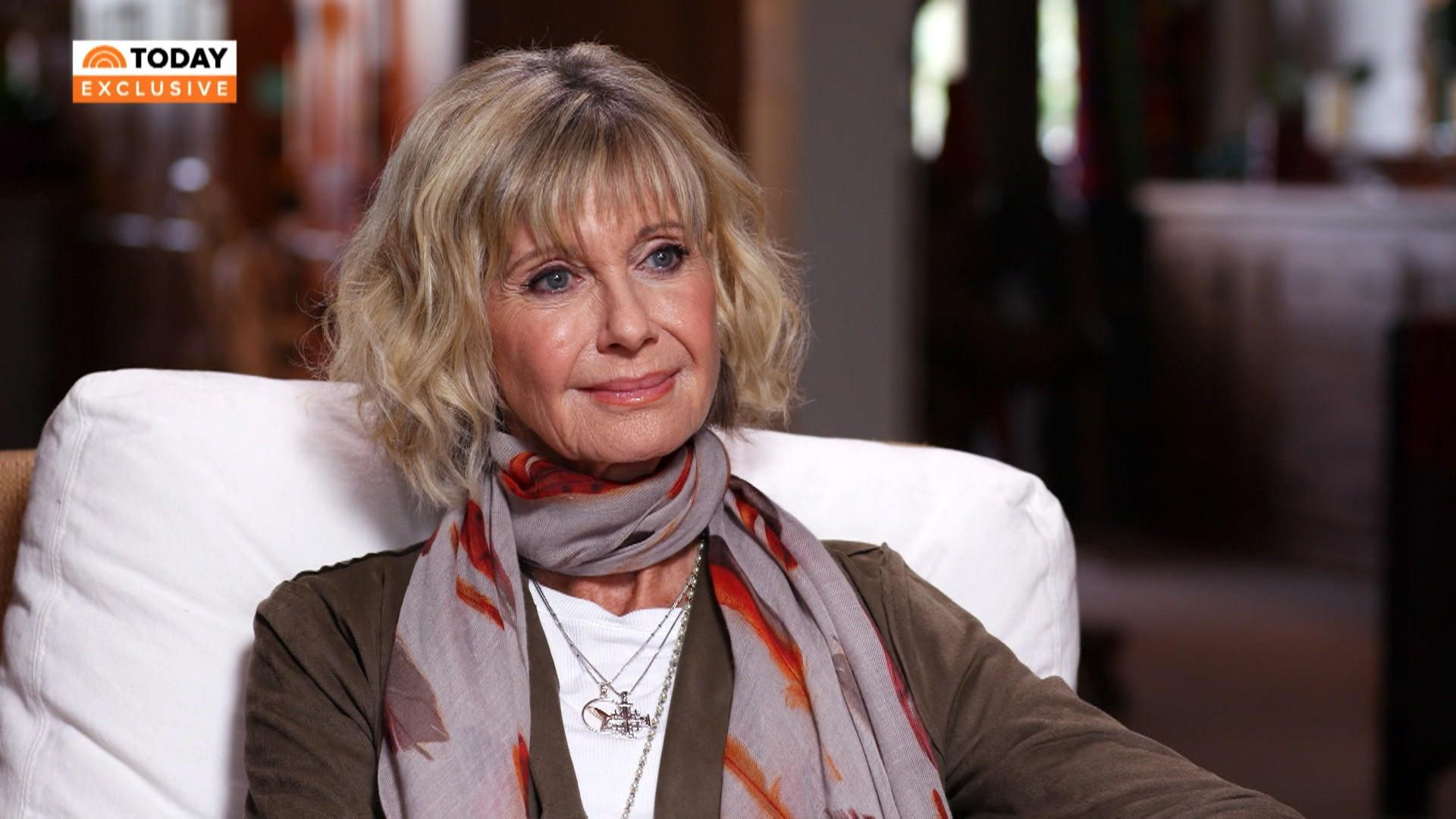 Olivia Newton John Gets Candid About Breast Cancer Rumors Of Death