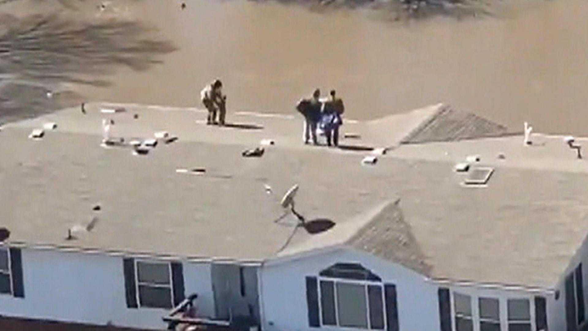 Flooding triggers emergency, disaster declarations throughout the Midwest