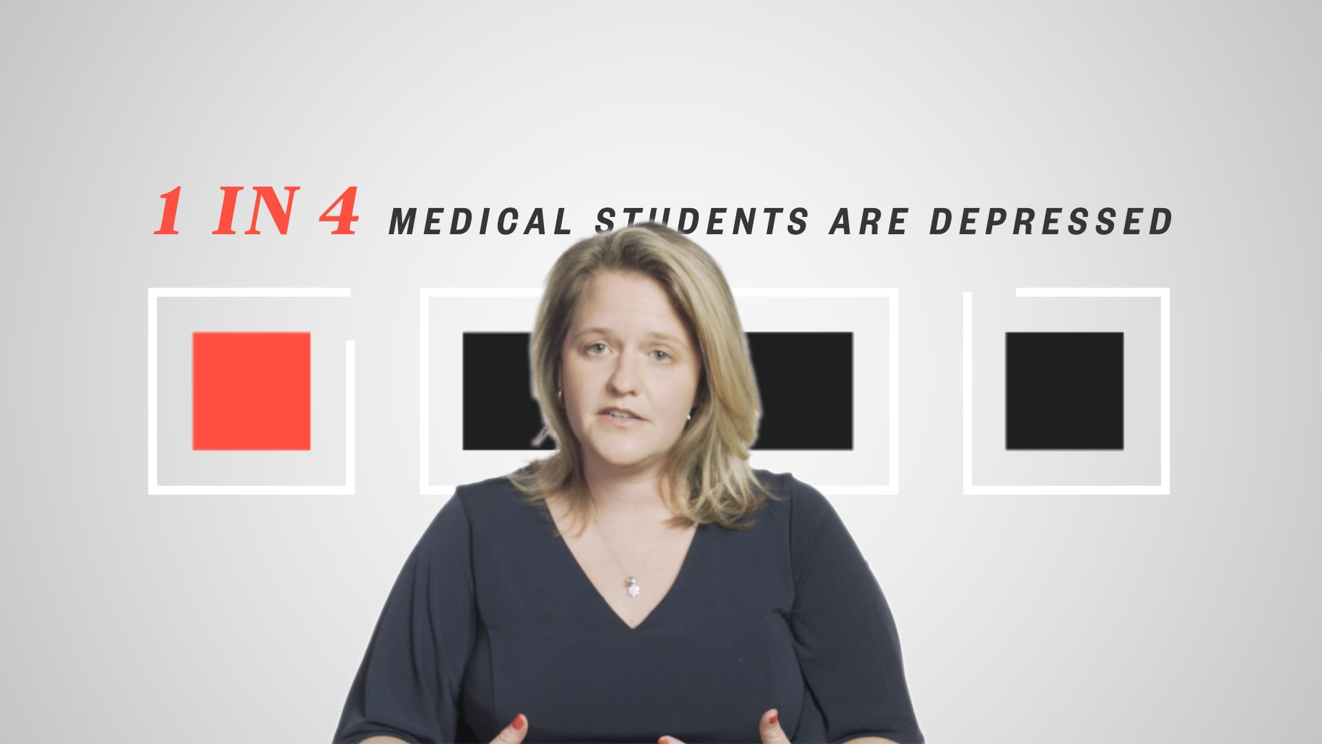 There's a mental health crisis among doctors
