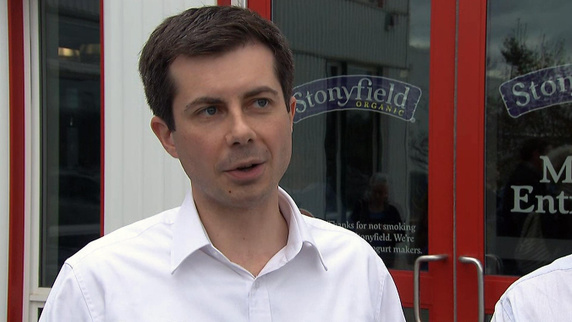 Pete Buttigieg says Trump 'deserves to be impeached,' calls on Congress for action