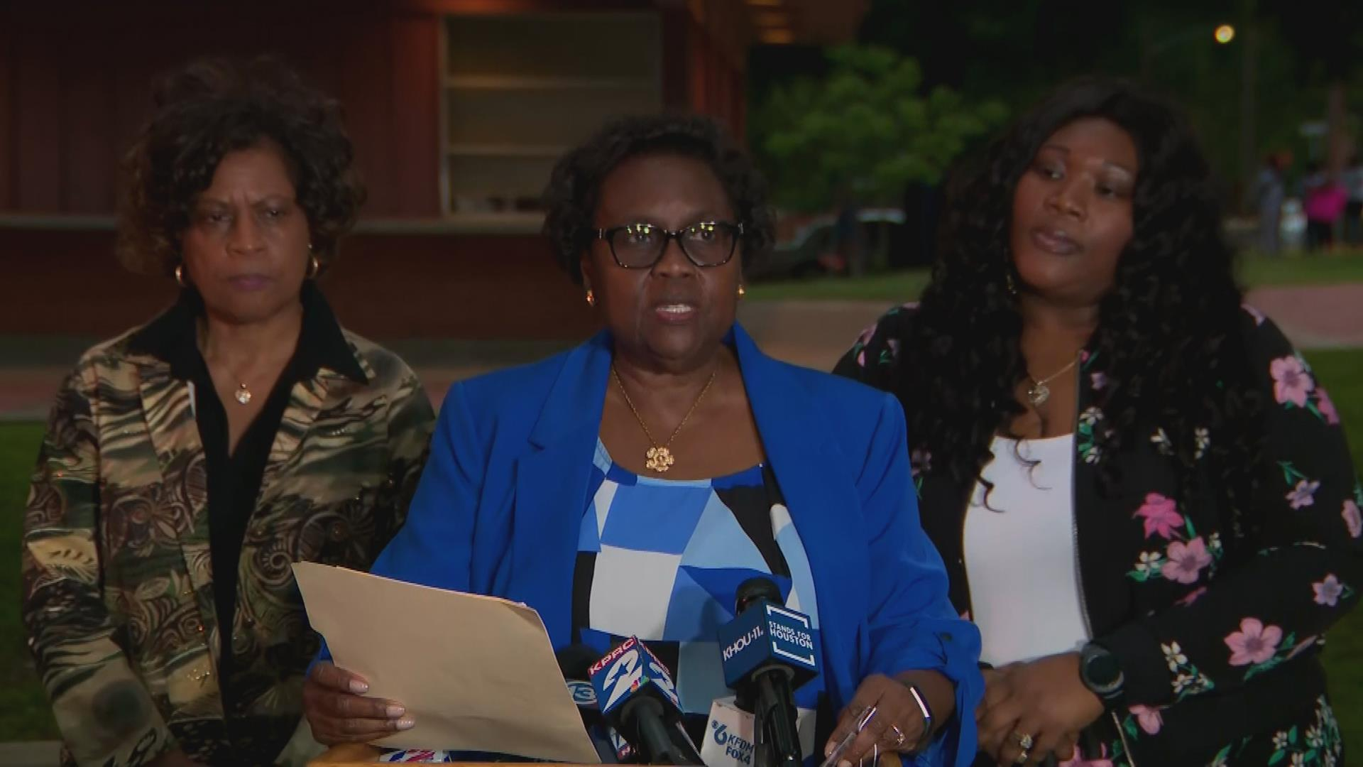 Family of James Byrd, Jr. speaks out after execution