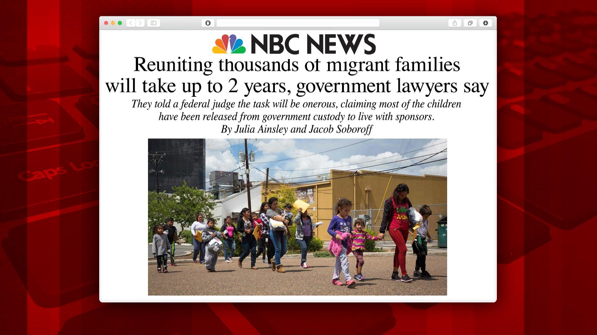 Why Nielsen will always be the face of separation policy