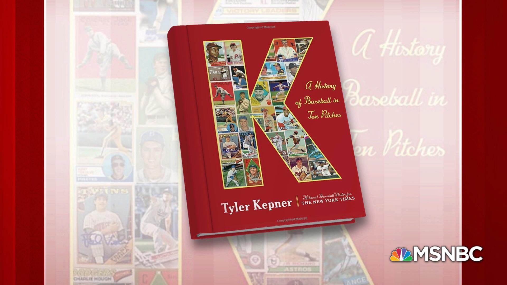 Baseball fans rejoice: An entire book about iconic pitches