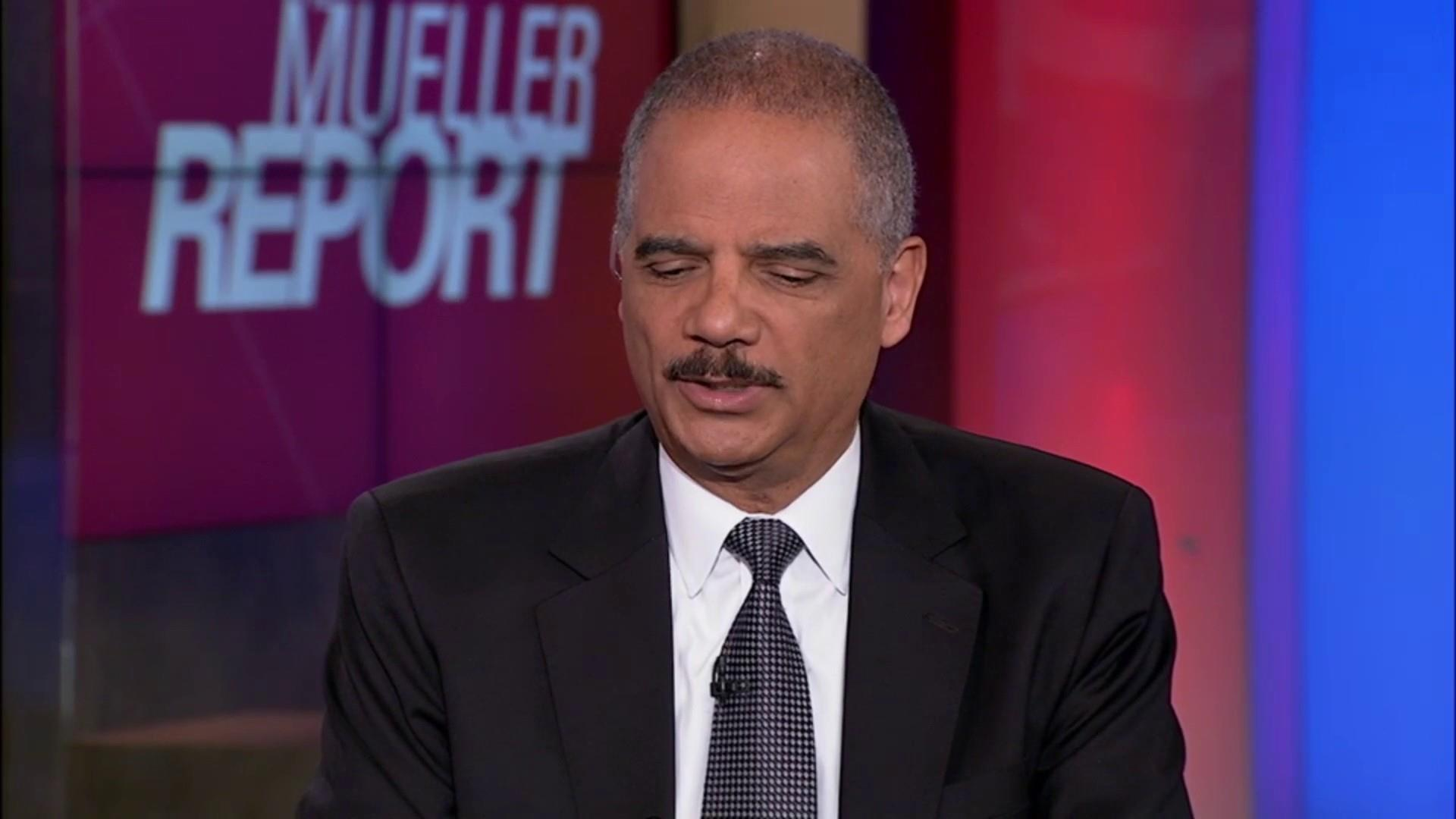 MSNBC anchor presses Holder on Obama admin. deportations