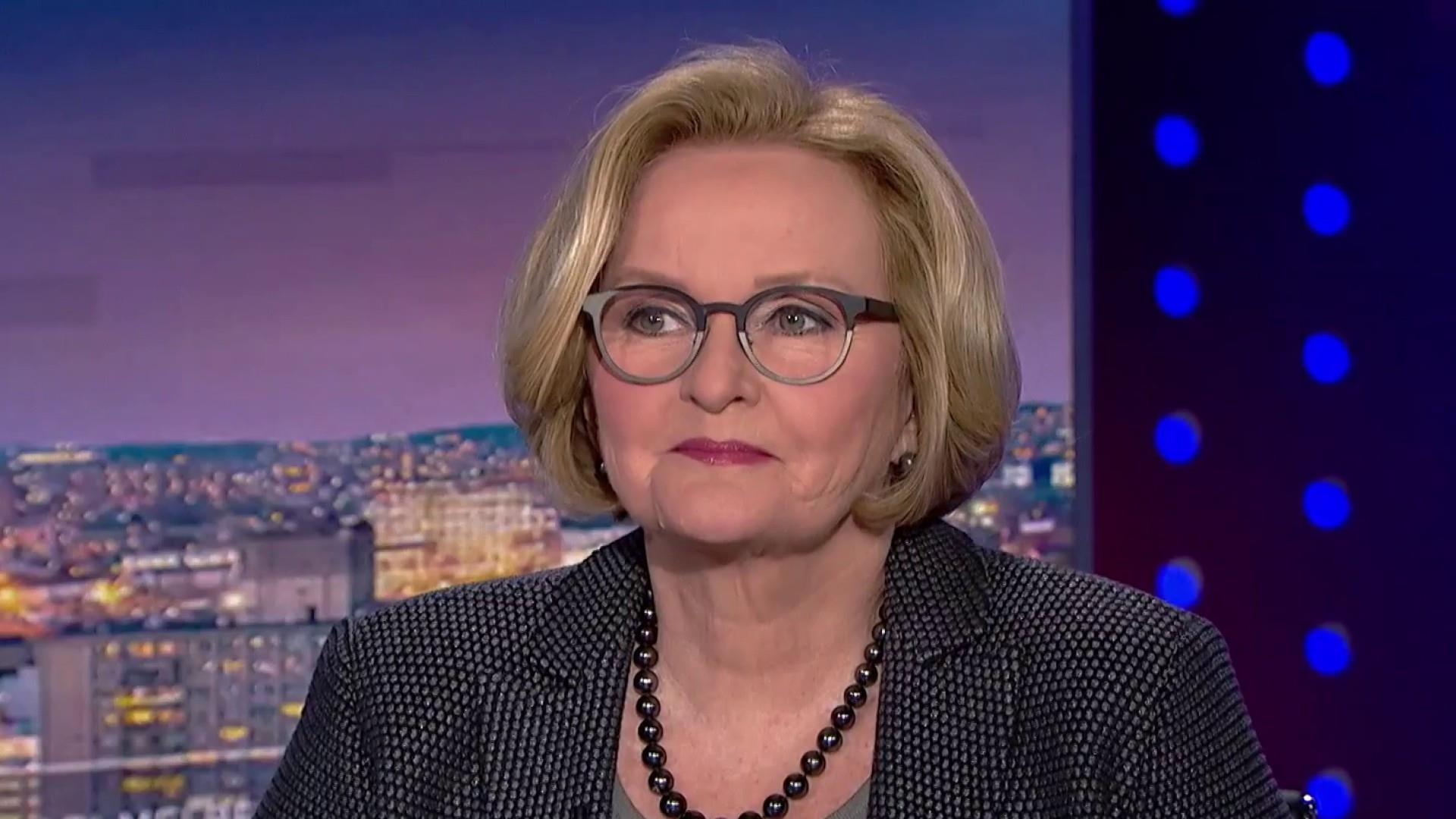 Sen. Claire McCaskill: Mitch McConnell will do anything for power