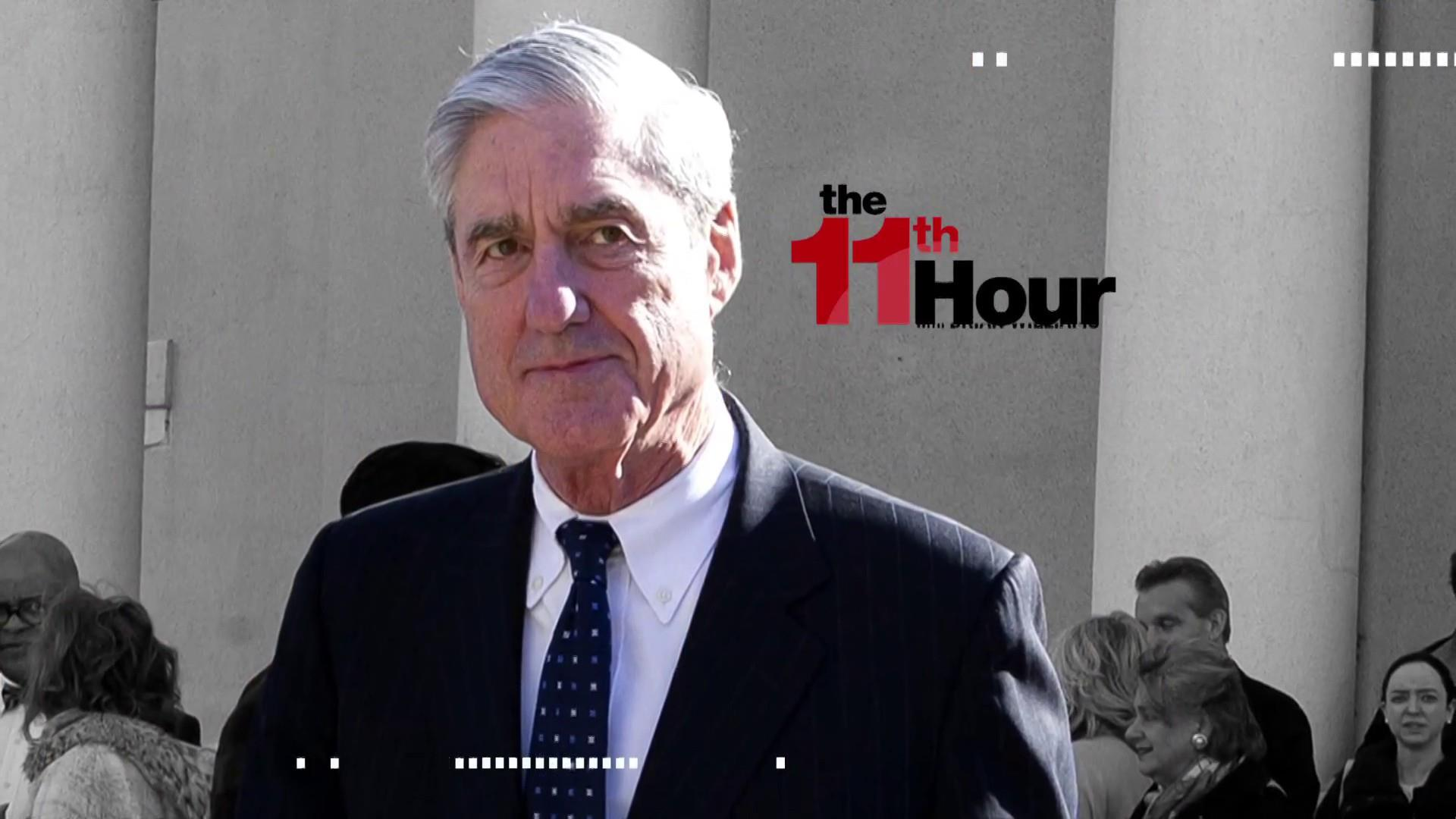 Push for Mueller Report & Trump tax returns release intensifies