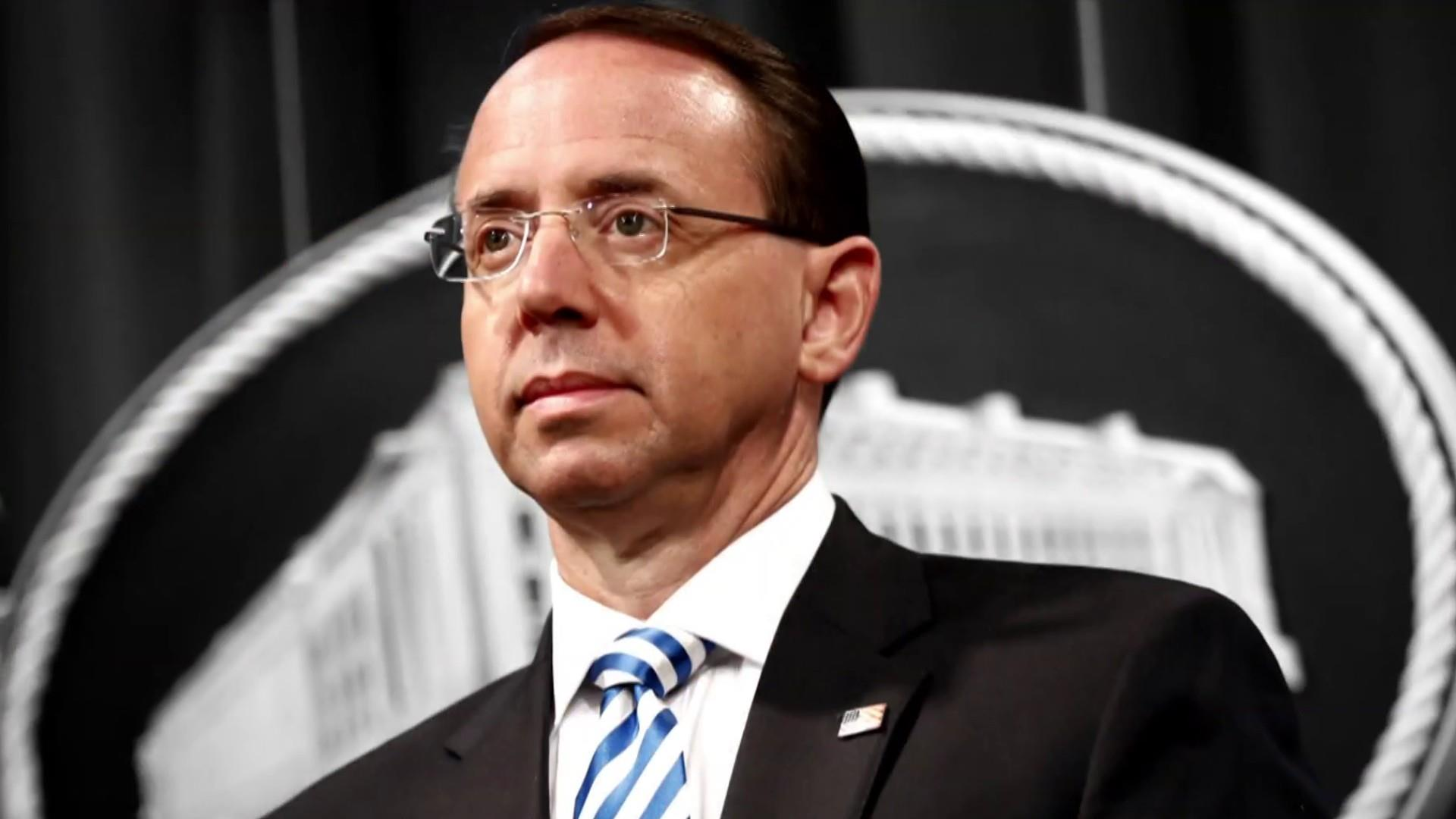 Are we ready for Russia in 2020? And what was Dep. AG Rosenstein up to for Trump?